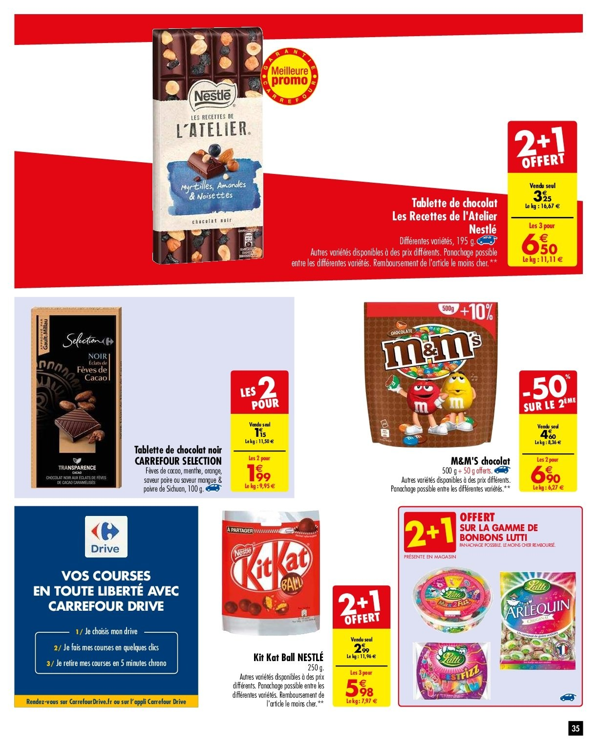 Catalogue Carrefour - 29.01.2019 - 04.02.2019. Page 35.
