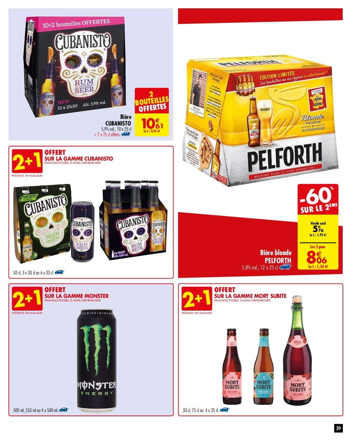 Catalogue Carrefour - 29.01.2019 - 04.02.2019. Page 39.