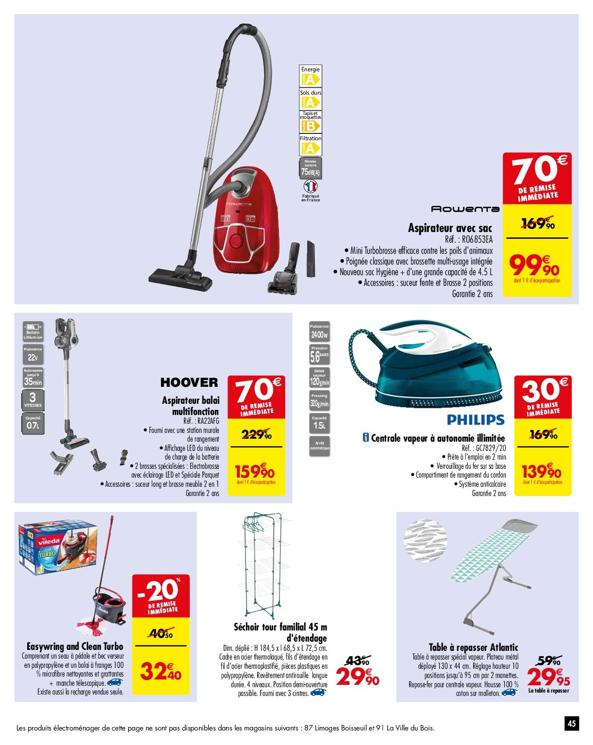 Catalogue Carrefour - 29.01.2019 - 04.02.2019. Page 45.