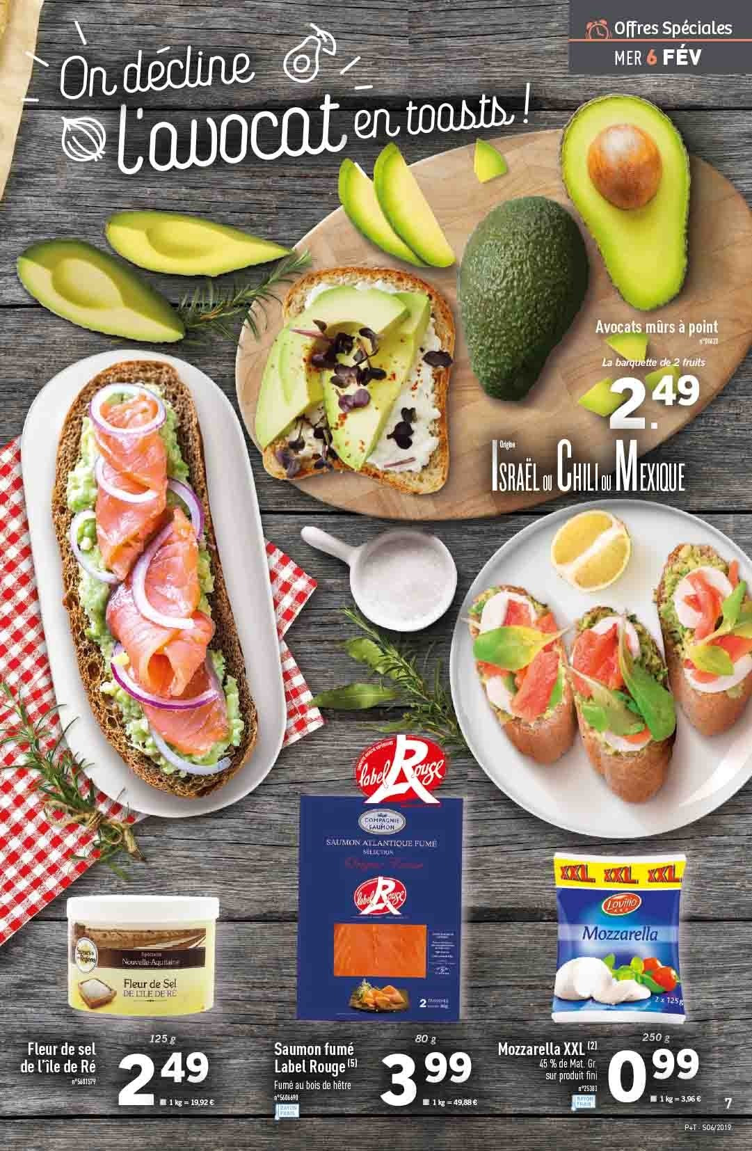 Catalogue Lidl - 06.02.2019 - 12.02.2019. Page 7.