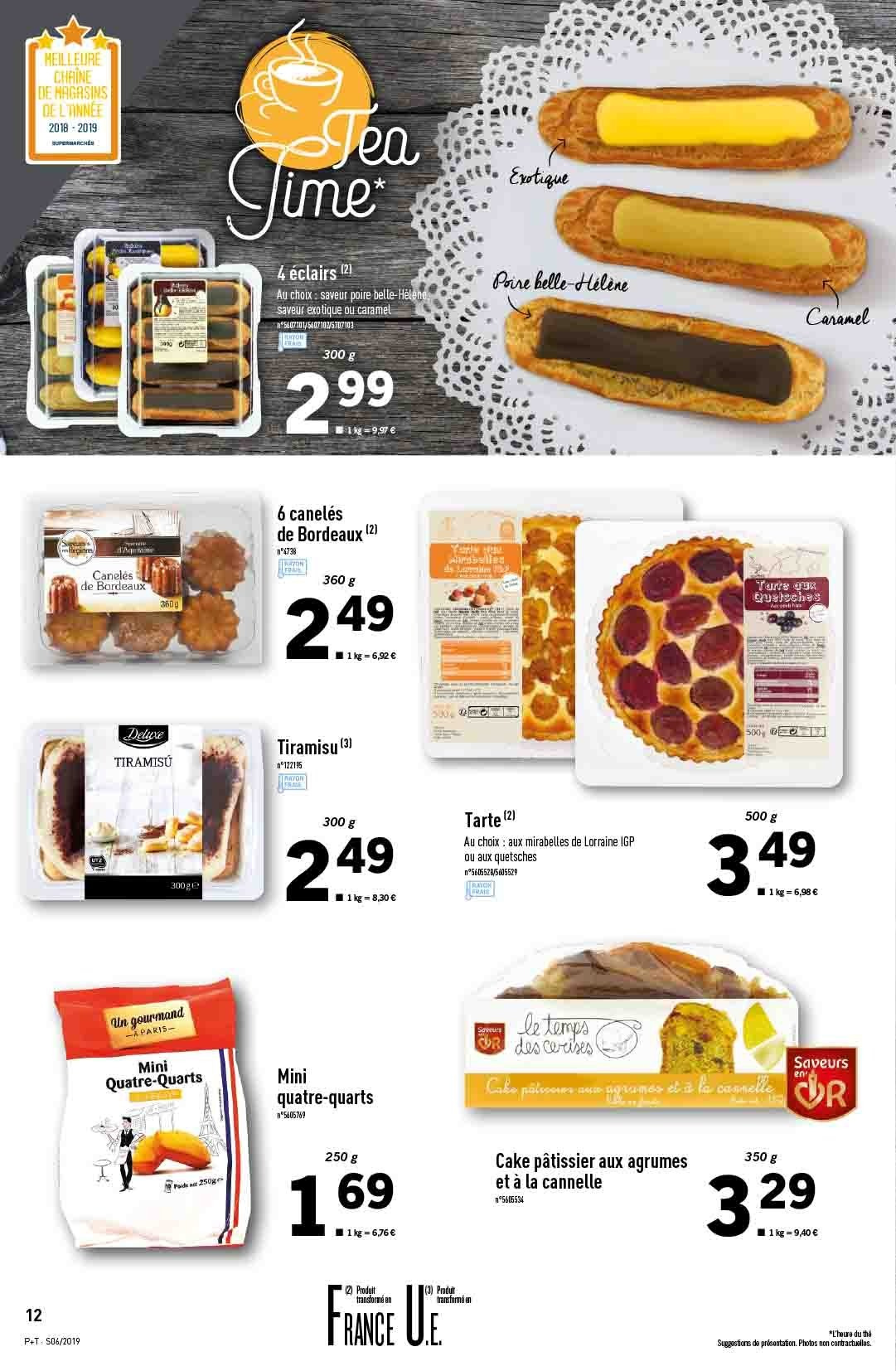 Catalogue Lidl - 06.02.2019 - 12.02.2019. Page 12.