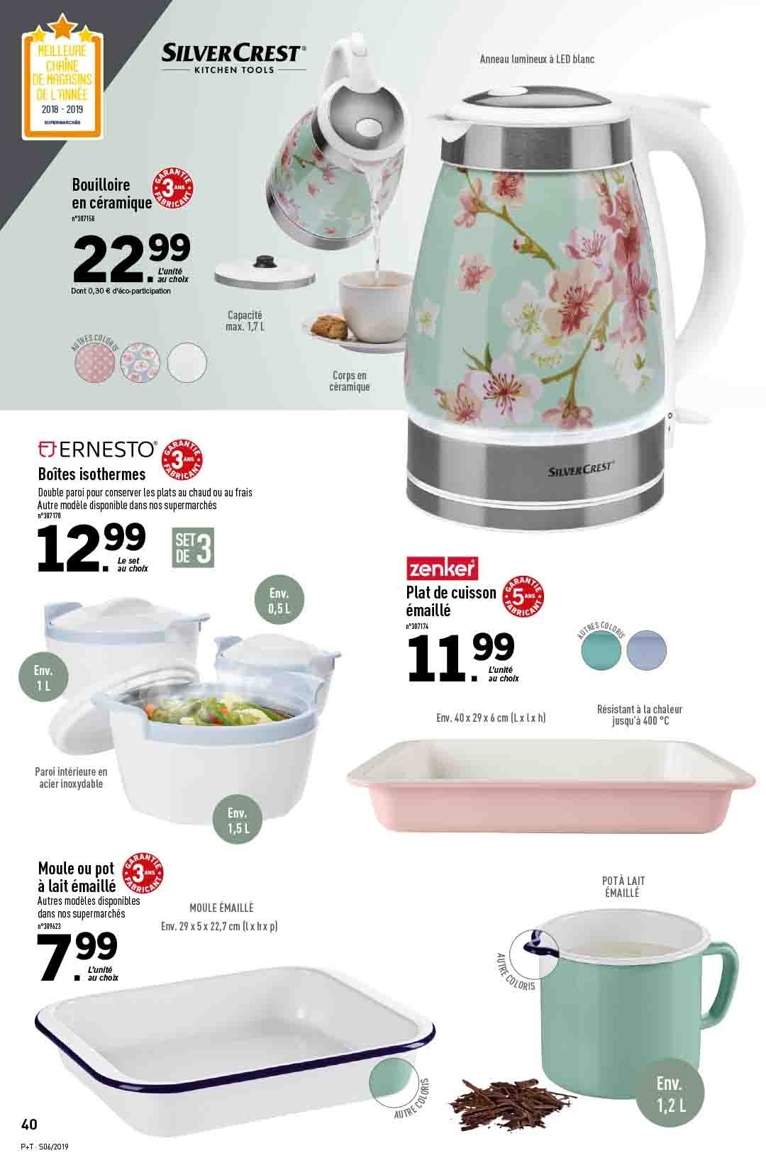 Catalogue Lidl - 06.02.2019 - 12.02.2019. Page 38.