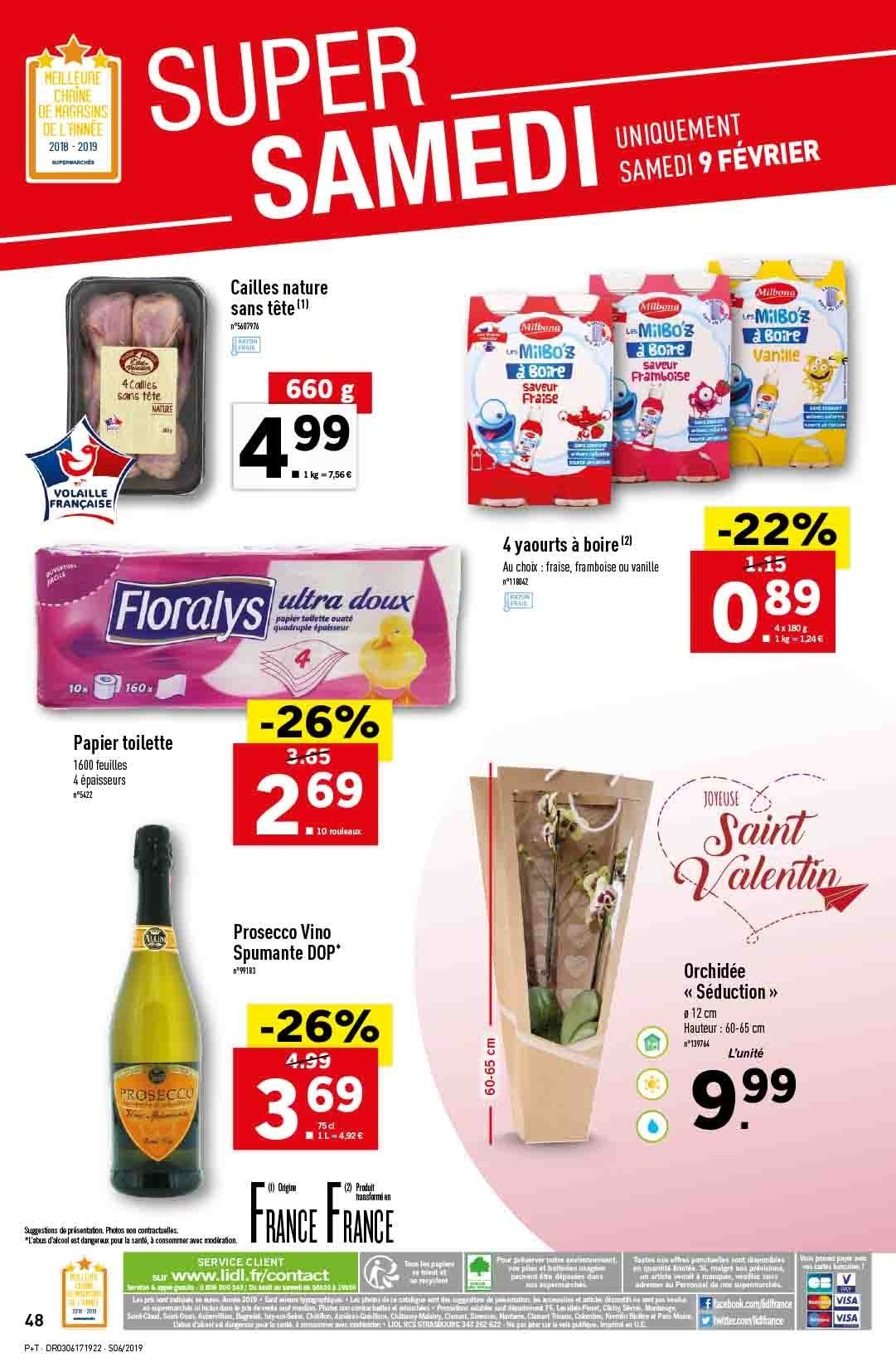 Catalogue Lidl - 06.02.2019 - 12.02.2019. Page 53.