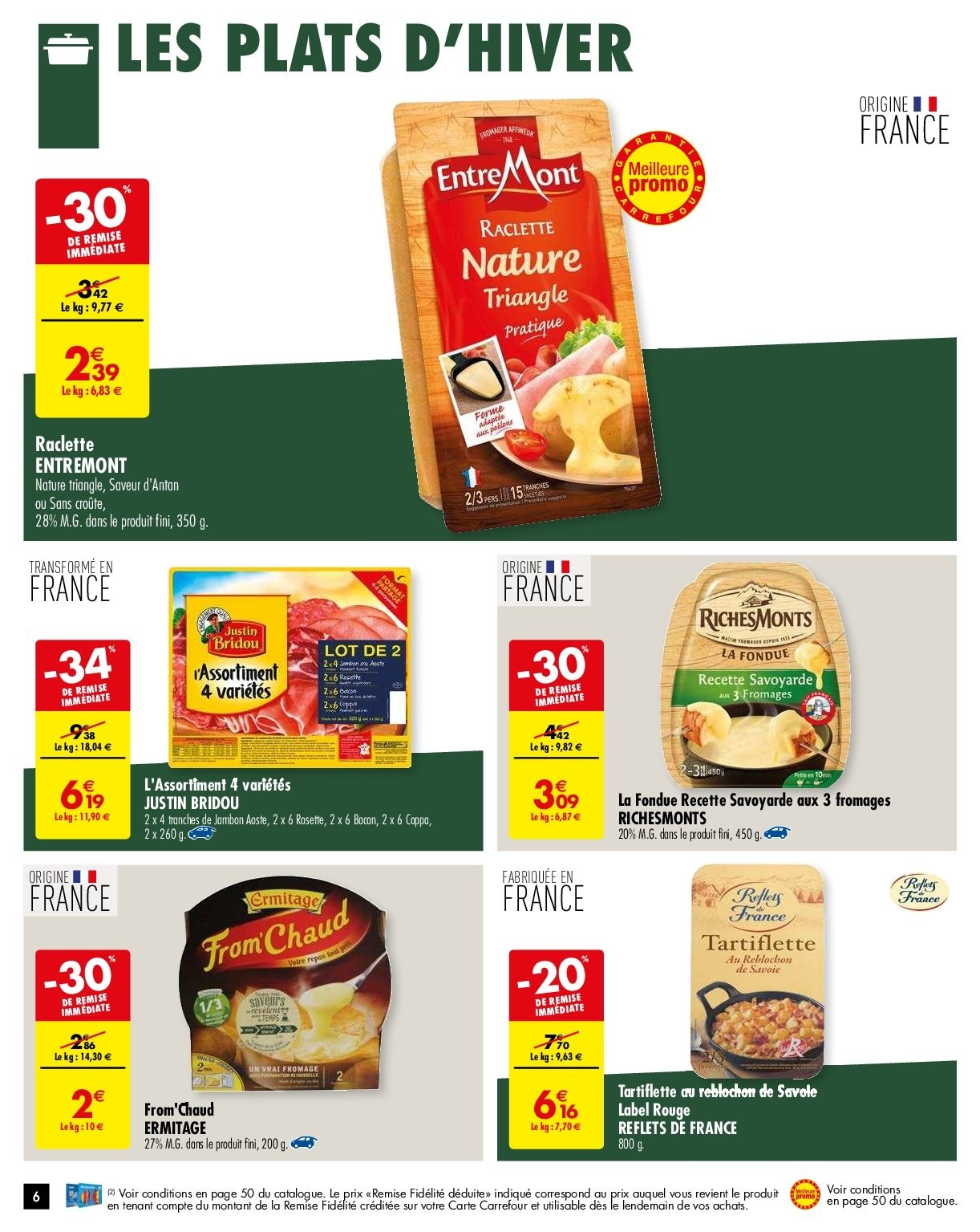 Catalogue Carrefour - 05.02.2019 - 11.02.2019. Page 6.