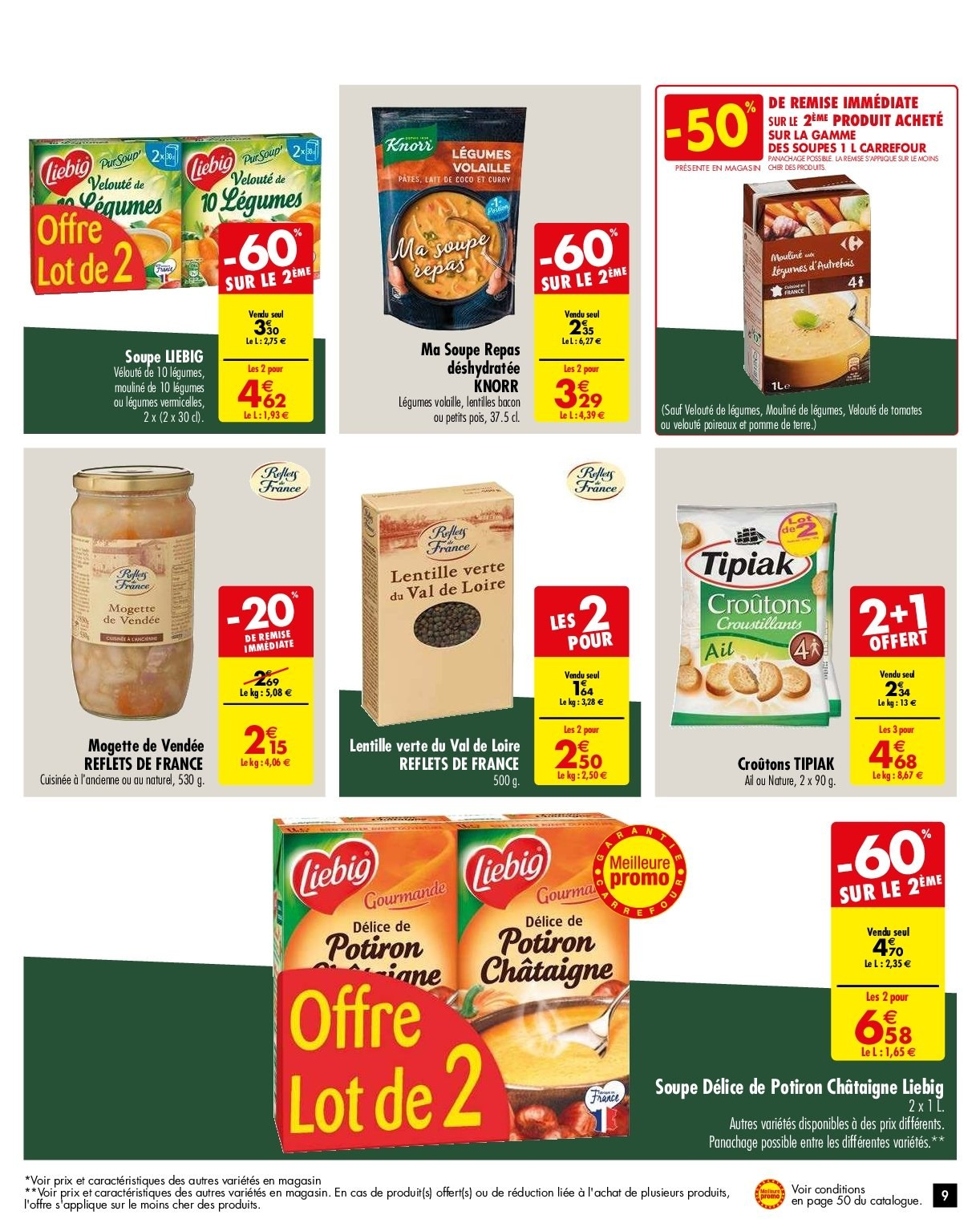 Catalogue Carrefour - 05.02.2019 - 11.02.2019. Page 9.