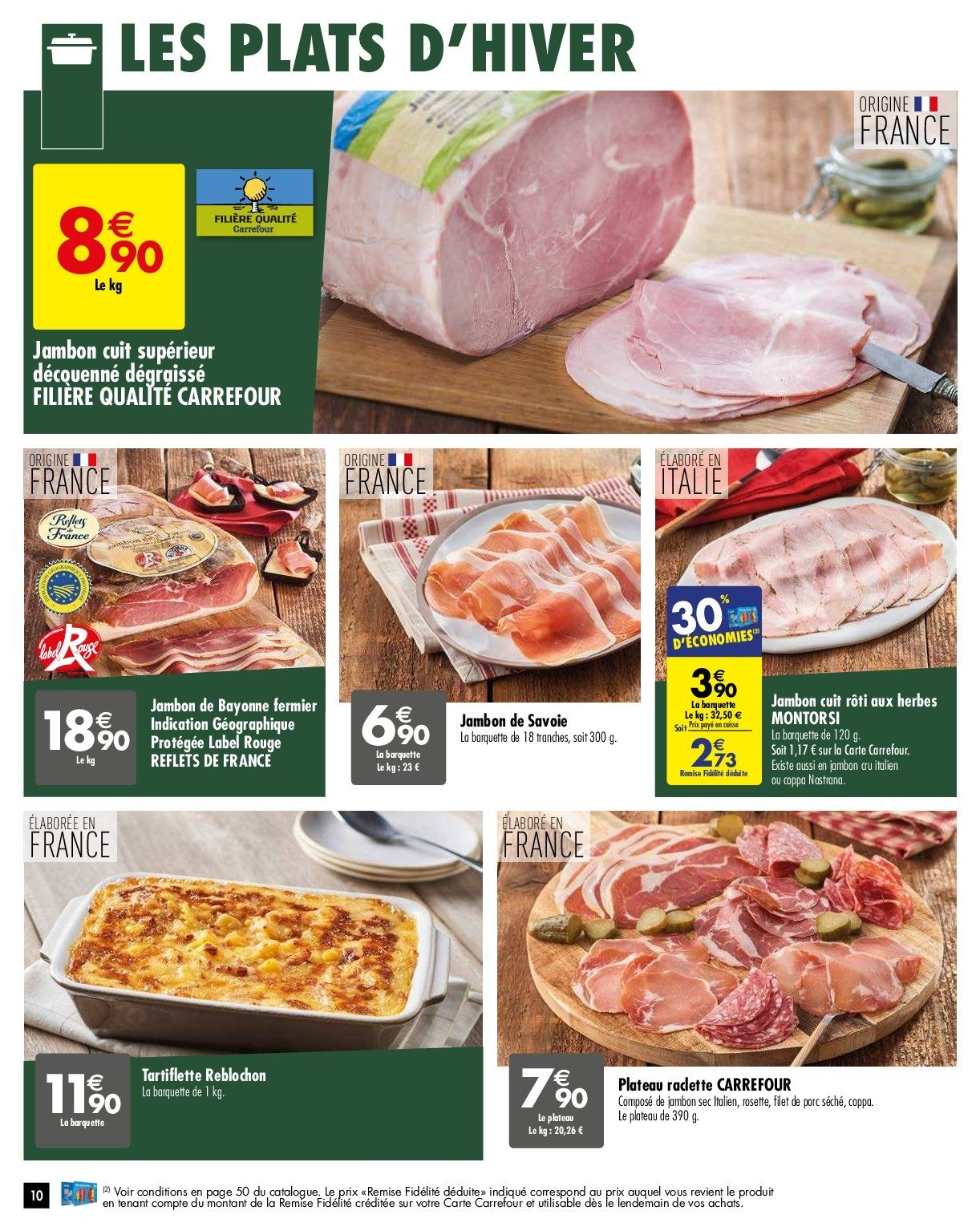 Catalogue Carrefour - 05.02.2019 - 11.02.2019. Page 10.