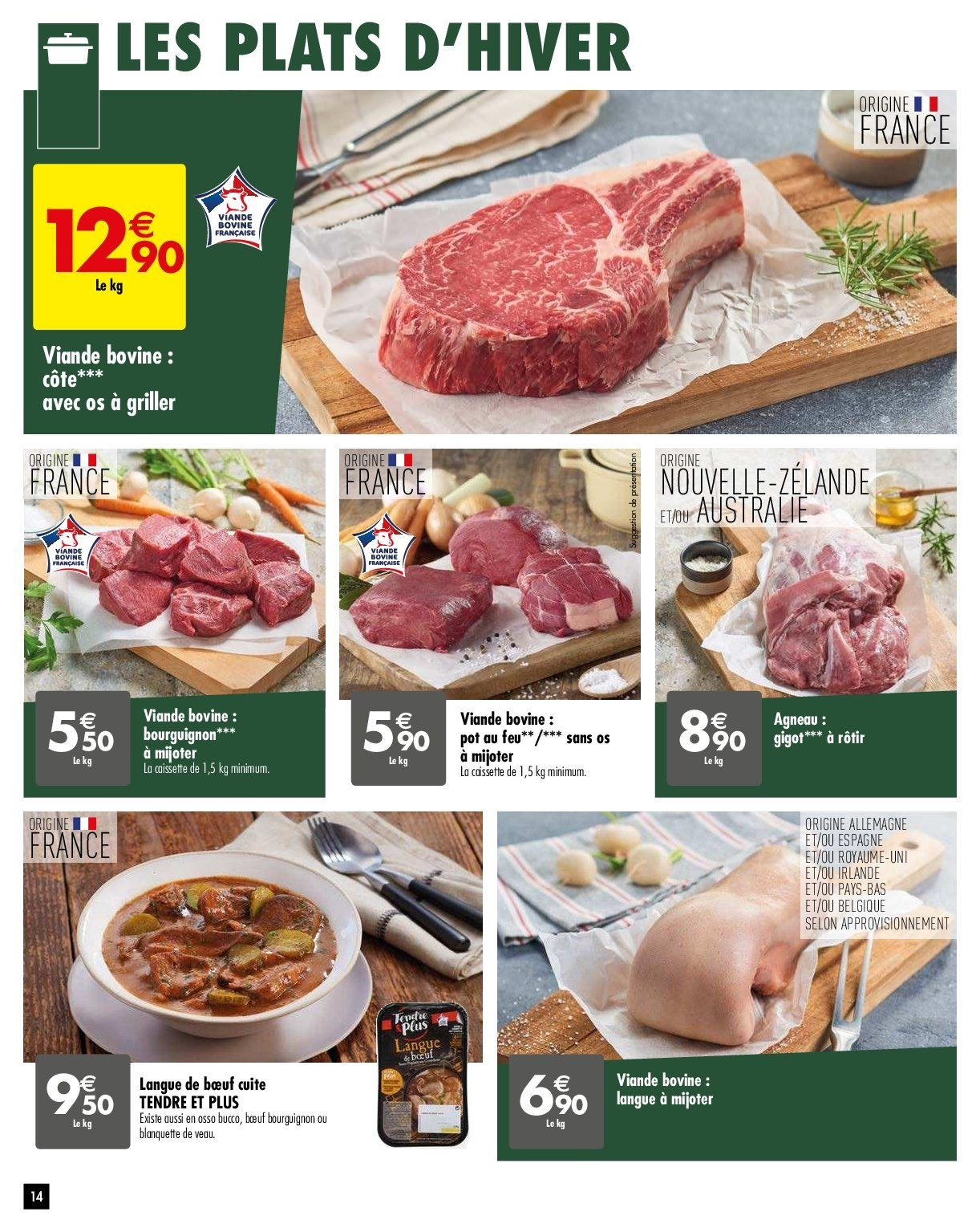 Catalogue Carrefour - 05.02.2019 - 11.02.2019. Page 14.