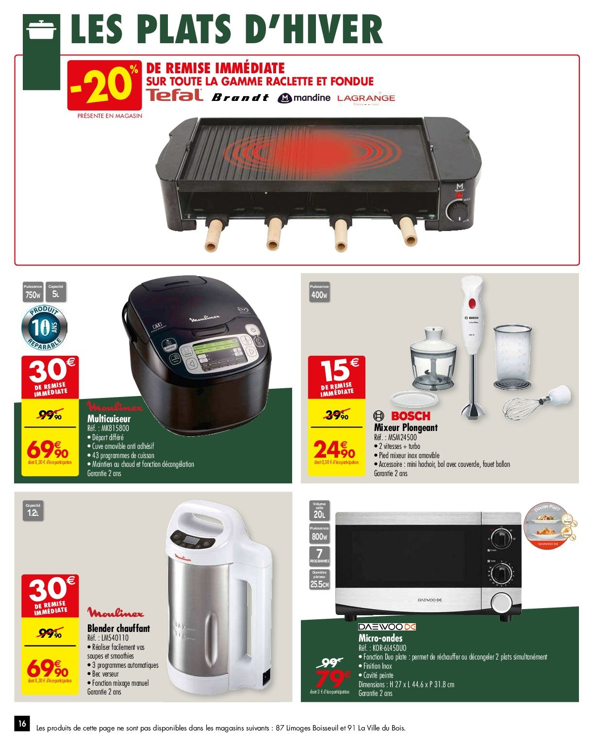 Catalogue Carrefour - 05.02.2019 - 11.02.2019. Page 16.