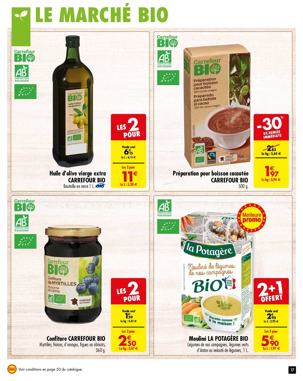 Catalogue Carrefour - 05.02.2019 - 11.02.2019. Page 17.