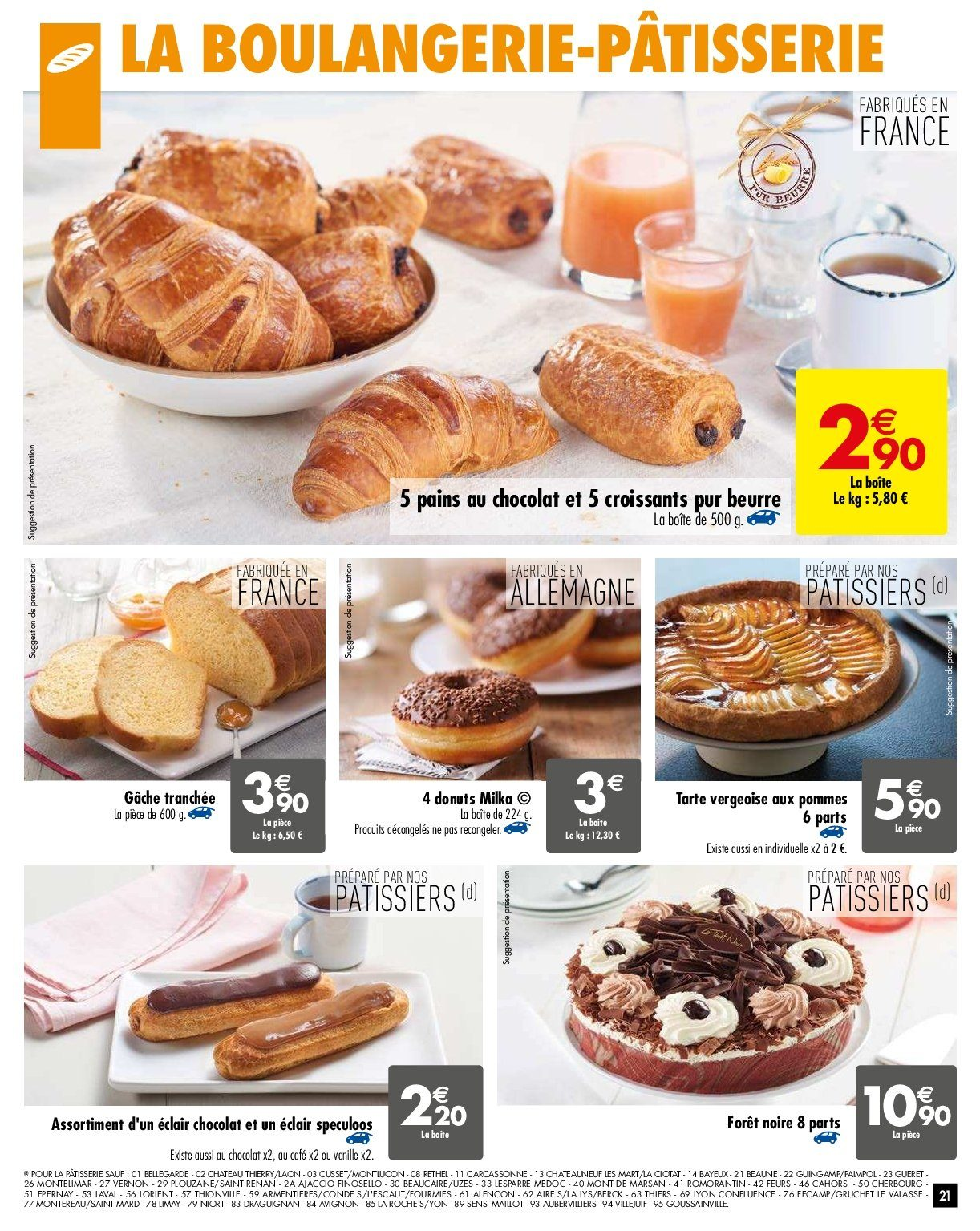 Catalogue Carrefour - 05.02.2019 - 11.02.2019. Page 23.