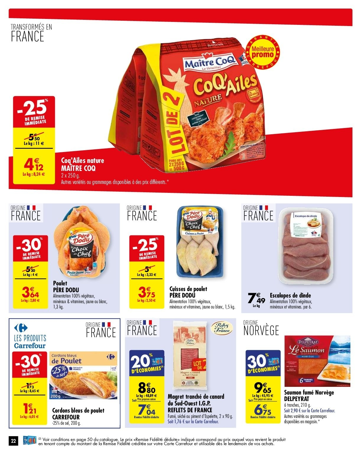 Catalogue Carrefour - 05.02.2019 - 11.02.2019. Page 25.