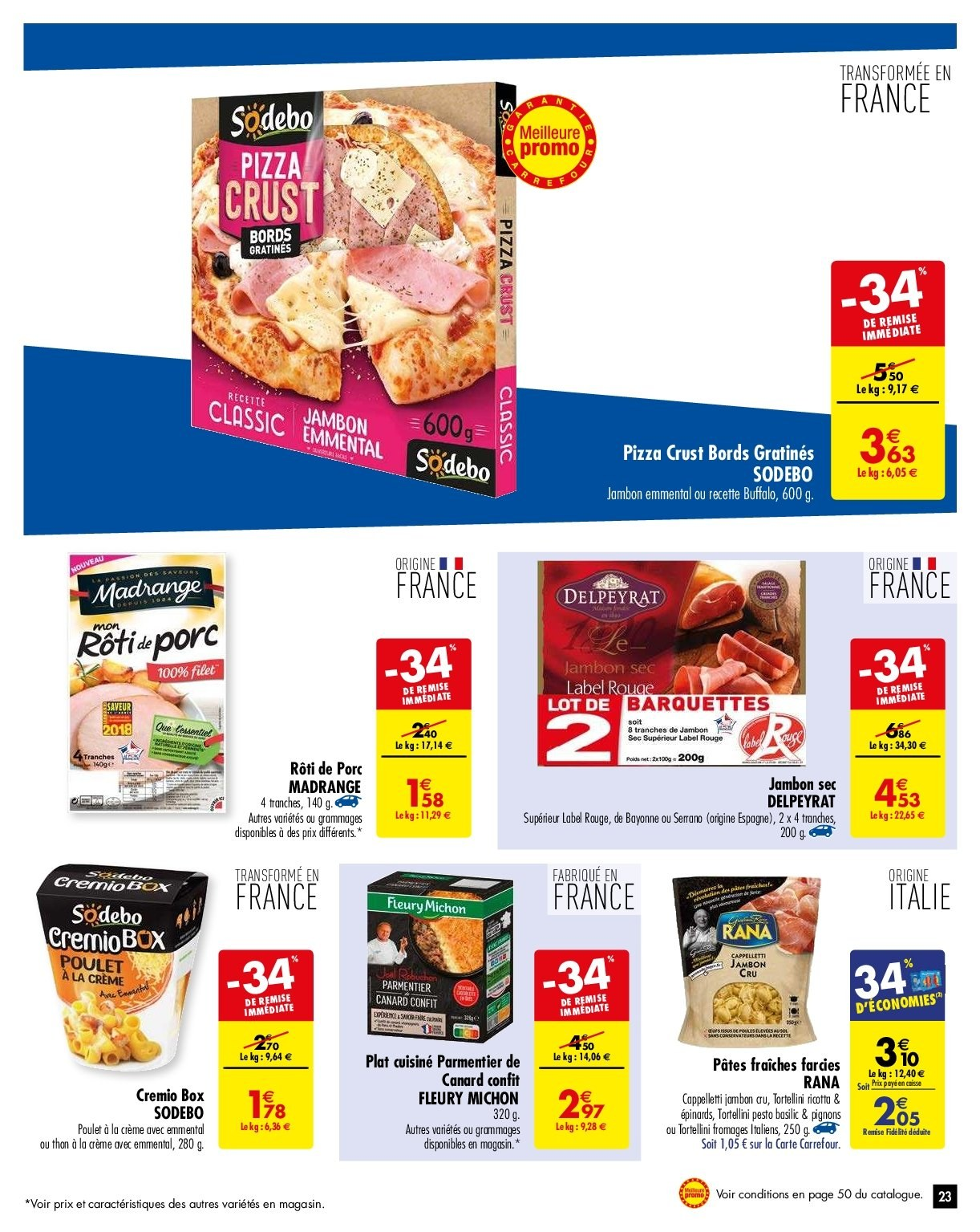 Catalogue Carrefour - 05.02.2019 - 11.02.2019. Page 26.
