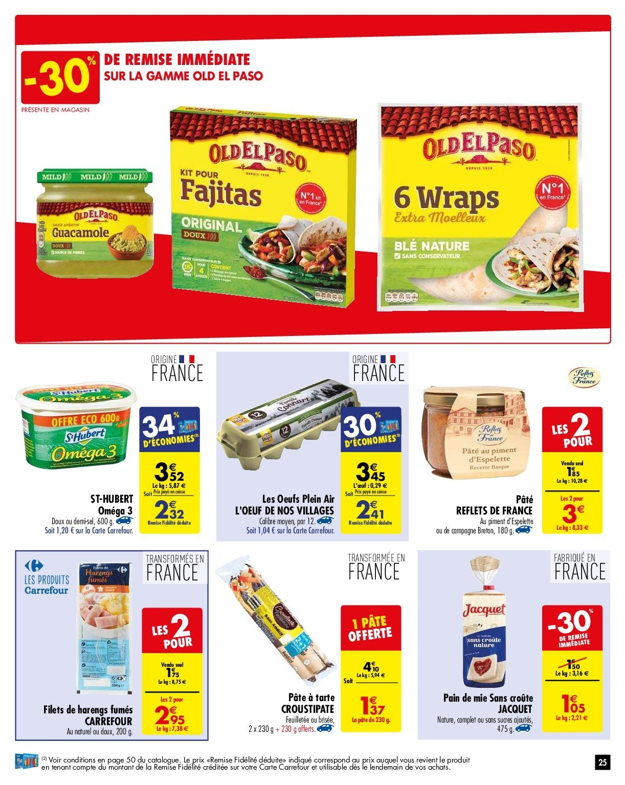 Catalogue Carrefour - 05.02.2019 - 11.02.2019. Page 28.
