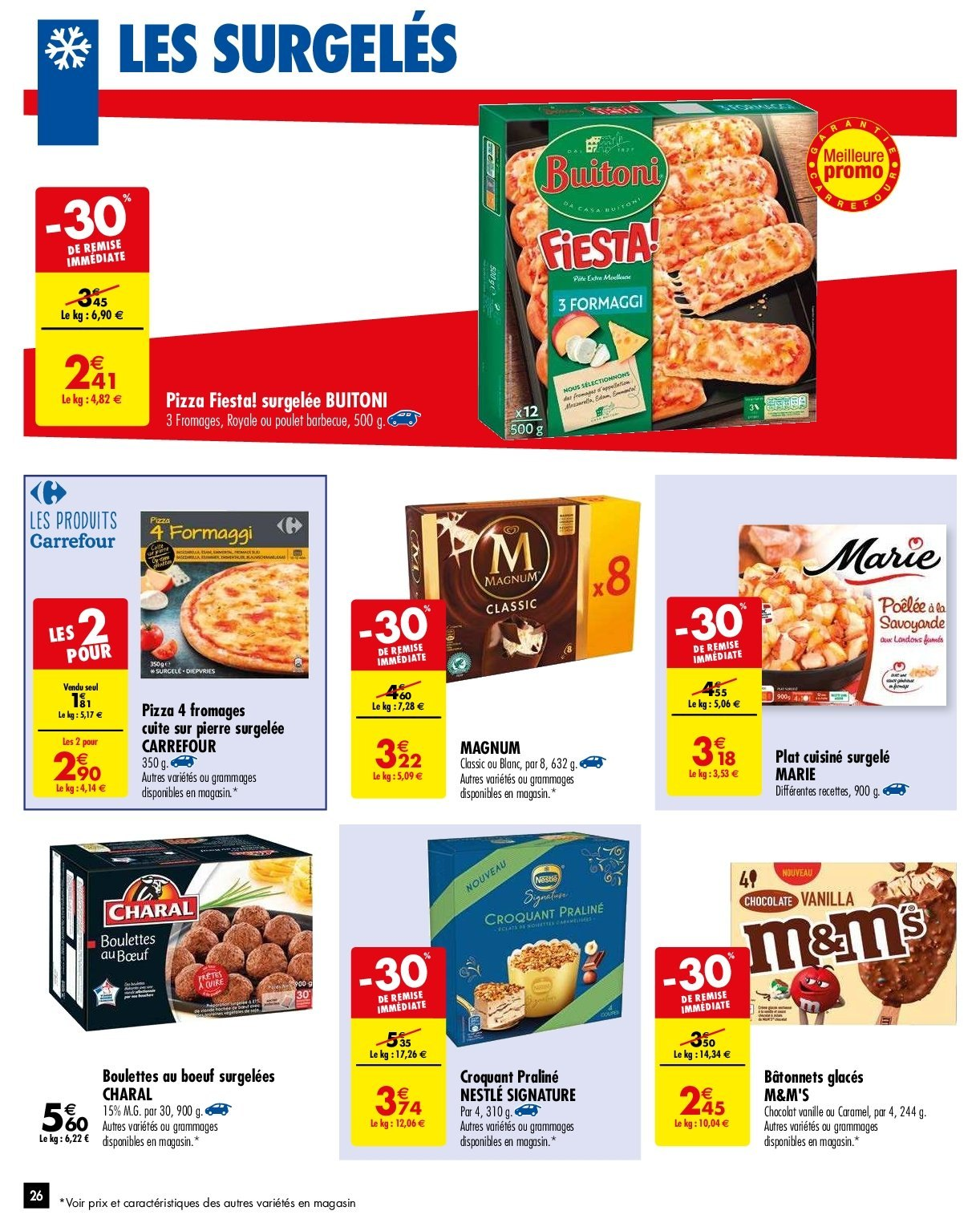 Catalogue Carrefour - 05.02.2019 - 11.02.2019. Page 29.