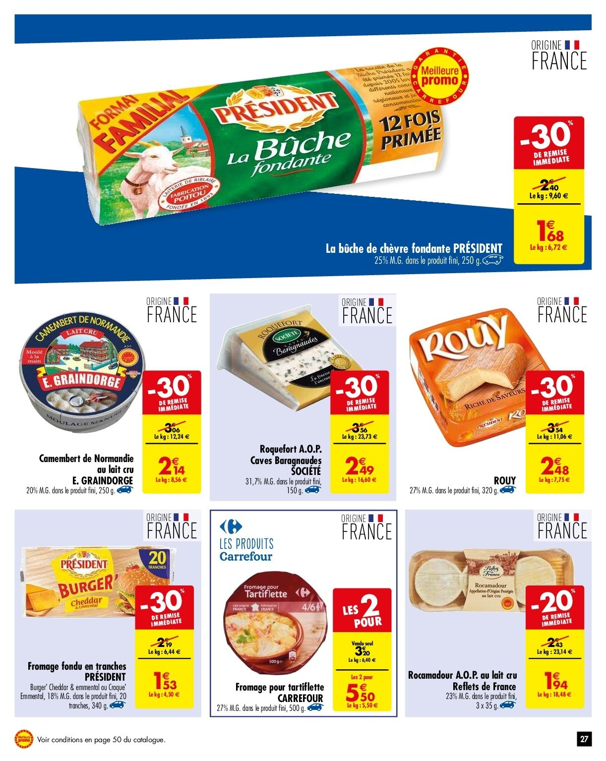 Catalogue Carrefour - 05.02.2019 - 11.02.2019. Page 30.