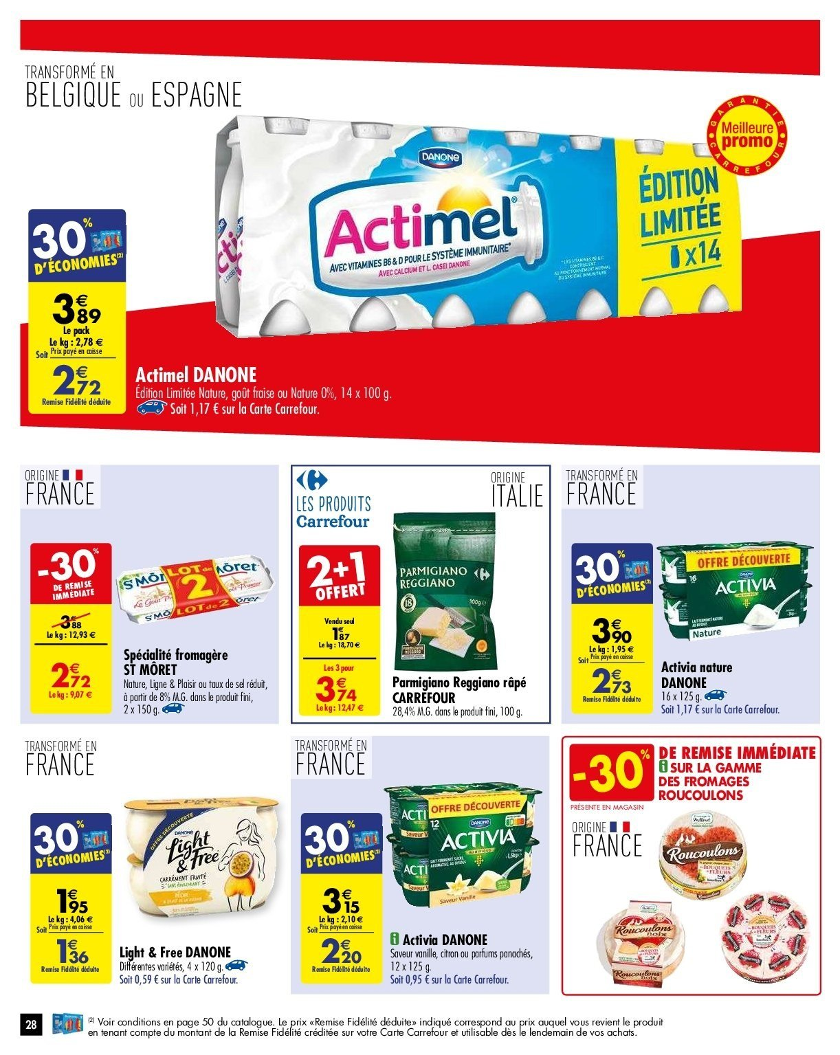Catalogue Carrefour - 05.02.2019 - 11.02.2019. Page 31.