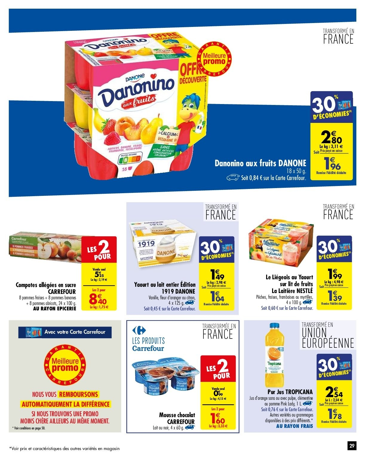 Catalogue Carrefour - 05.02.2019 - 11.02.2019. Page 32.