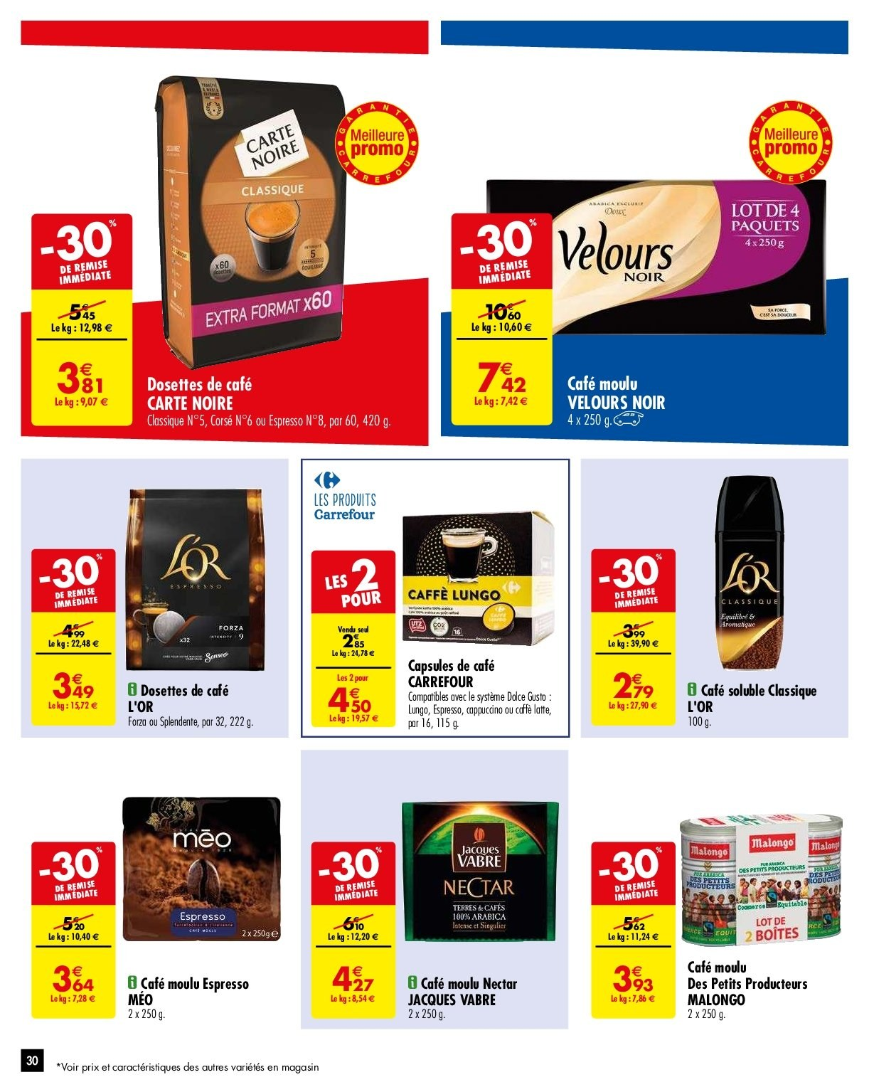 Catalogue Carrefour - 05.02.2019 - 11.02.2019. Page 33.