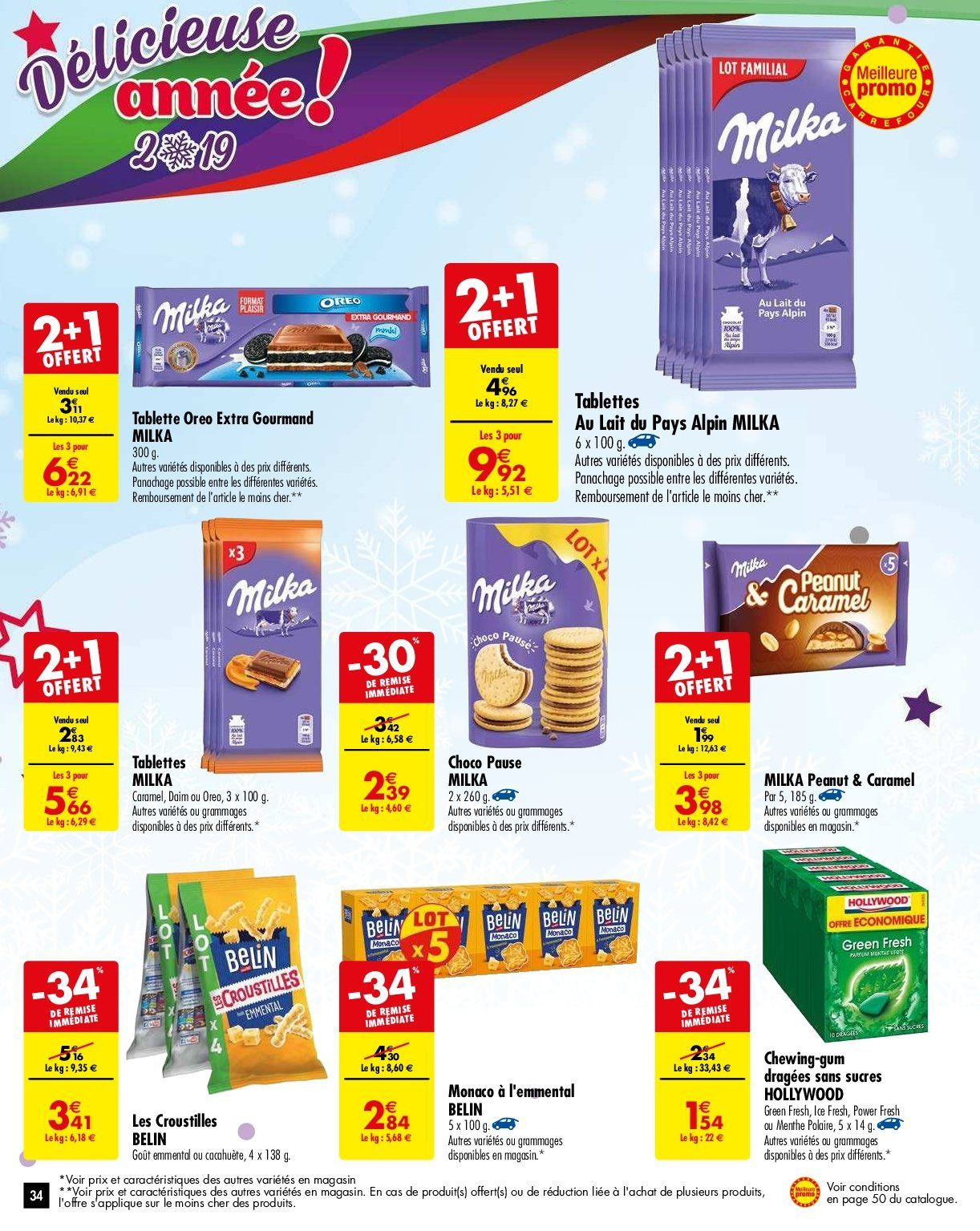 Catalogue Carrefour - 05.02.2019 - 11.02.2019. Page 37.