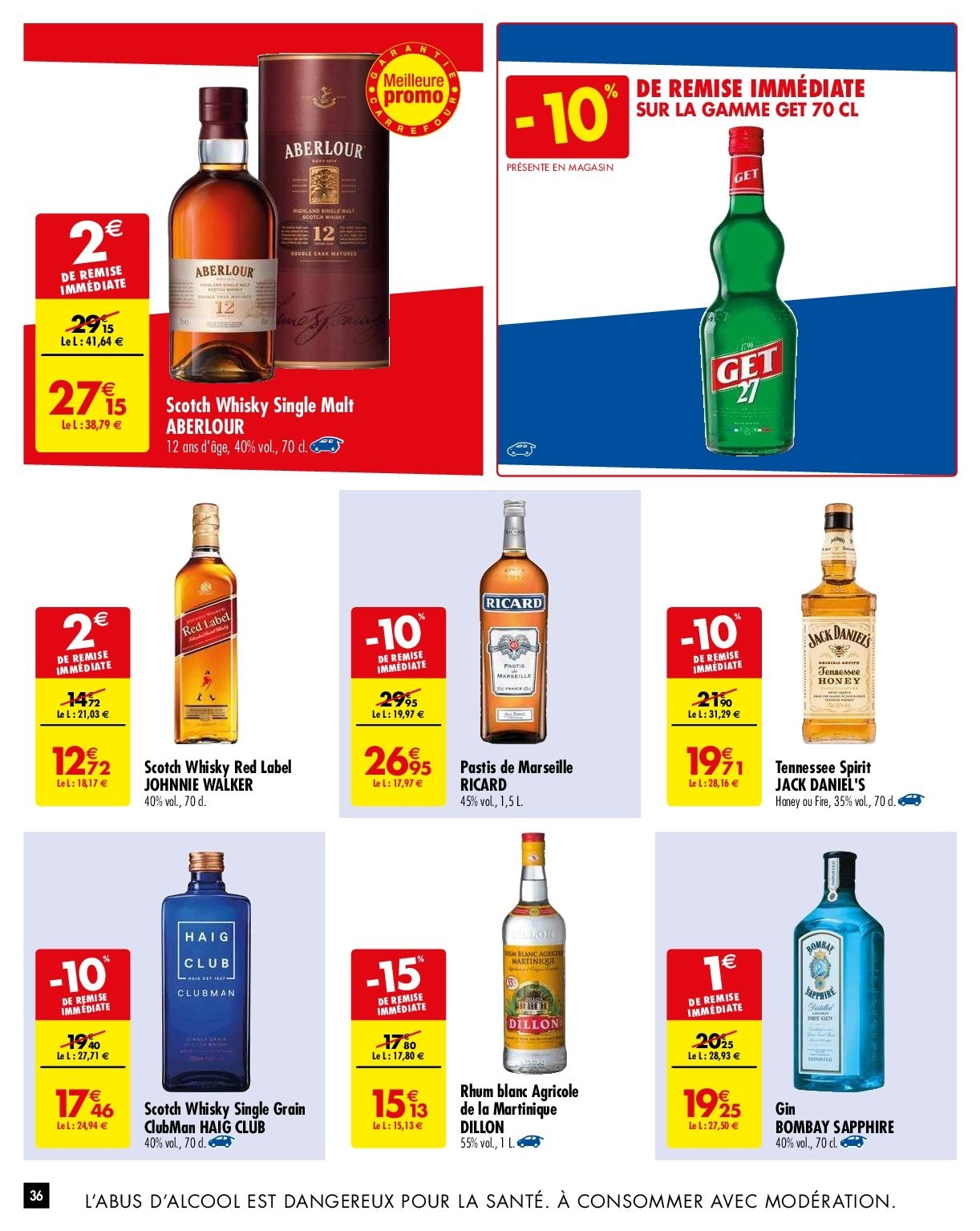 Catalogue Carrefour - 05.02.2019 - 11.02.2019. Page 39.