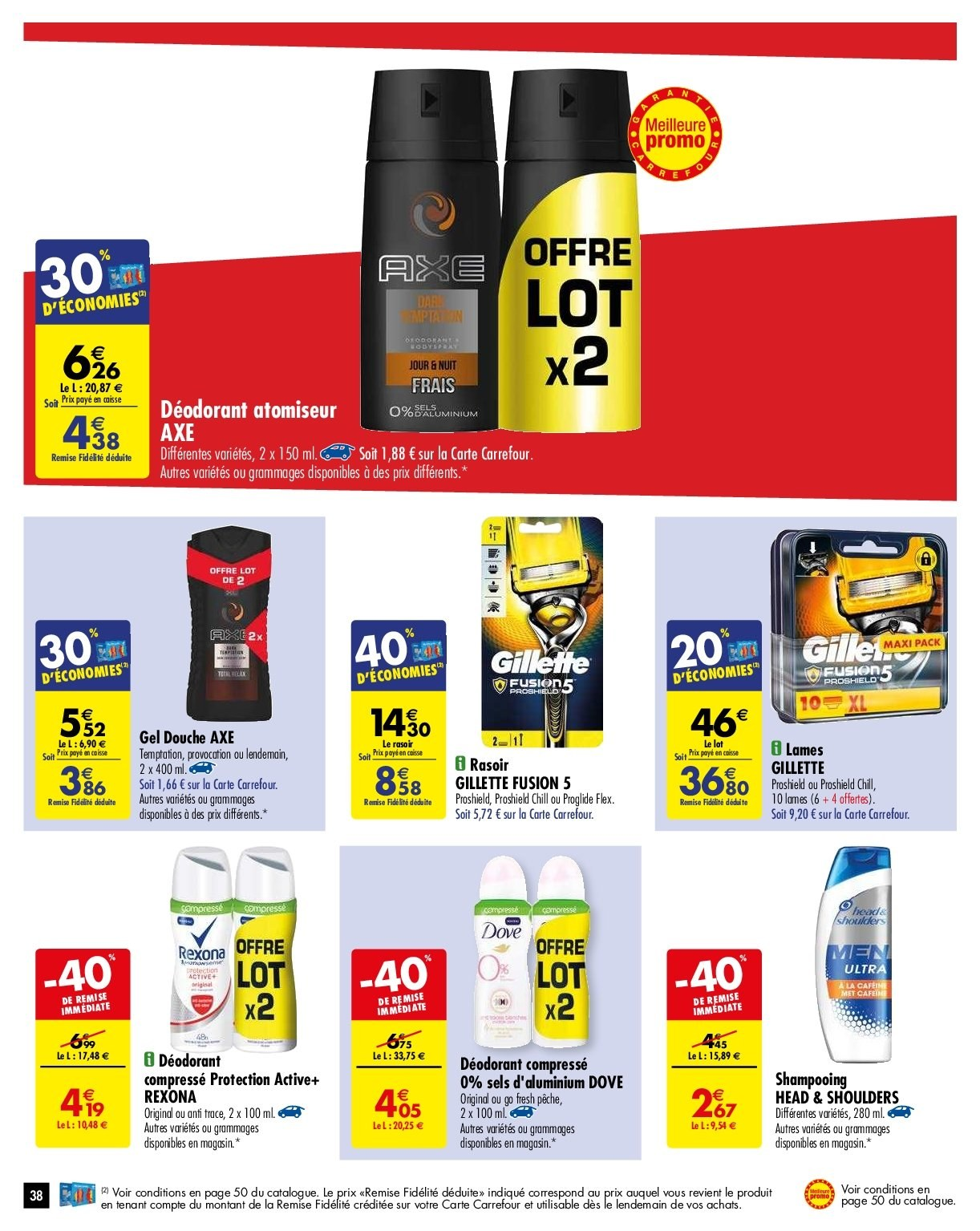 Catalogue Carrefour - 05.02.2019 - 11.02.2019. Page 41.