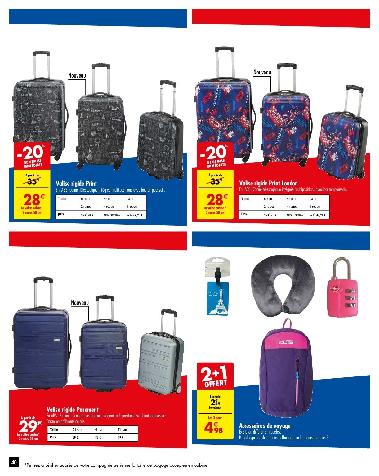 Catalogue Carrefour - 05.02.2019 - 11.02.2019. Page 43.
