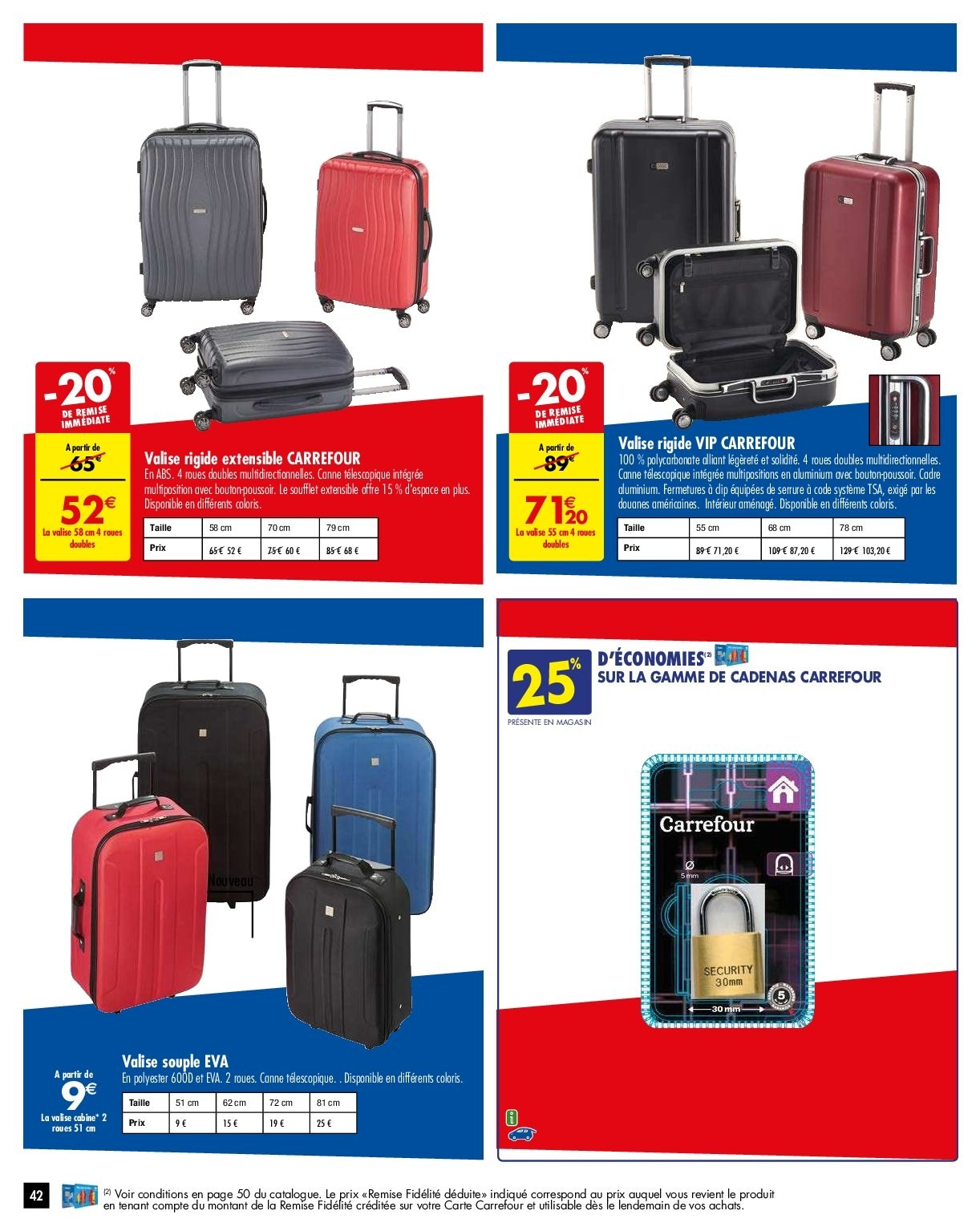 Catalogue Carrefour - 05.02.2019 - 11.02.2019. Page 45.