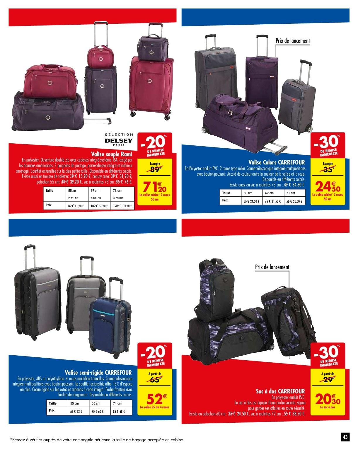 Catalogue Carrefour - 05.02.2019 - 11.02.2019. Page 46.