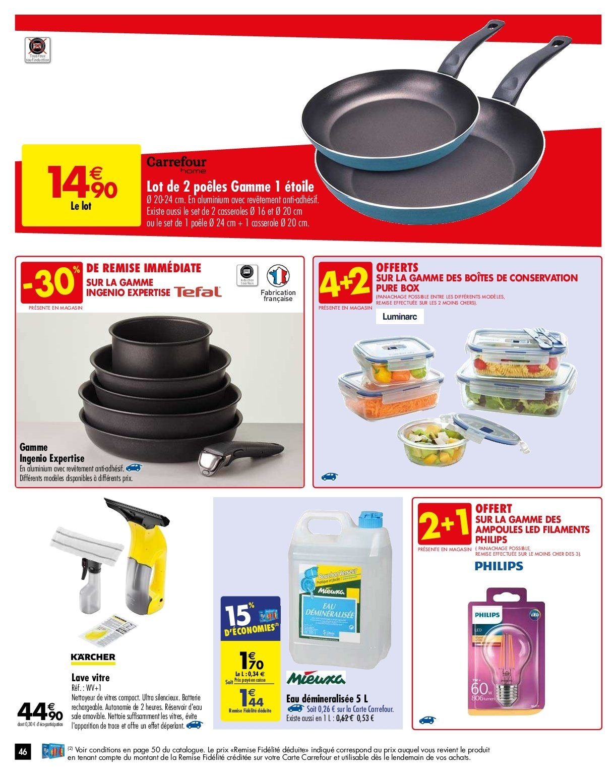Catalogue Carrefour - 05.02.2019 - 11.02.2019. Page 49.