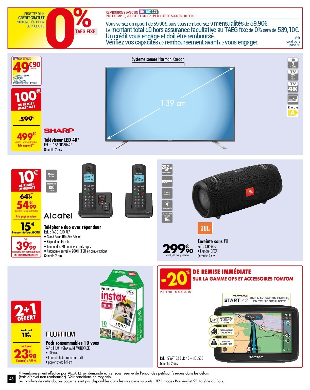 Catalogue Carrefour - 05.02.2019 - 11.02.2019. Page 51.