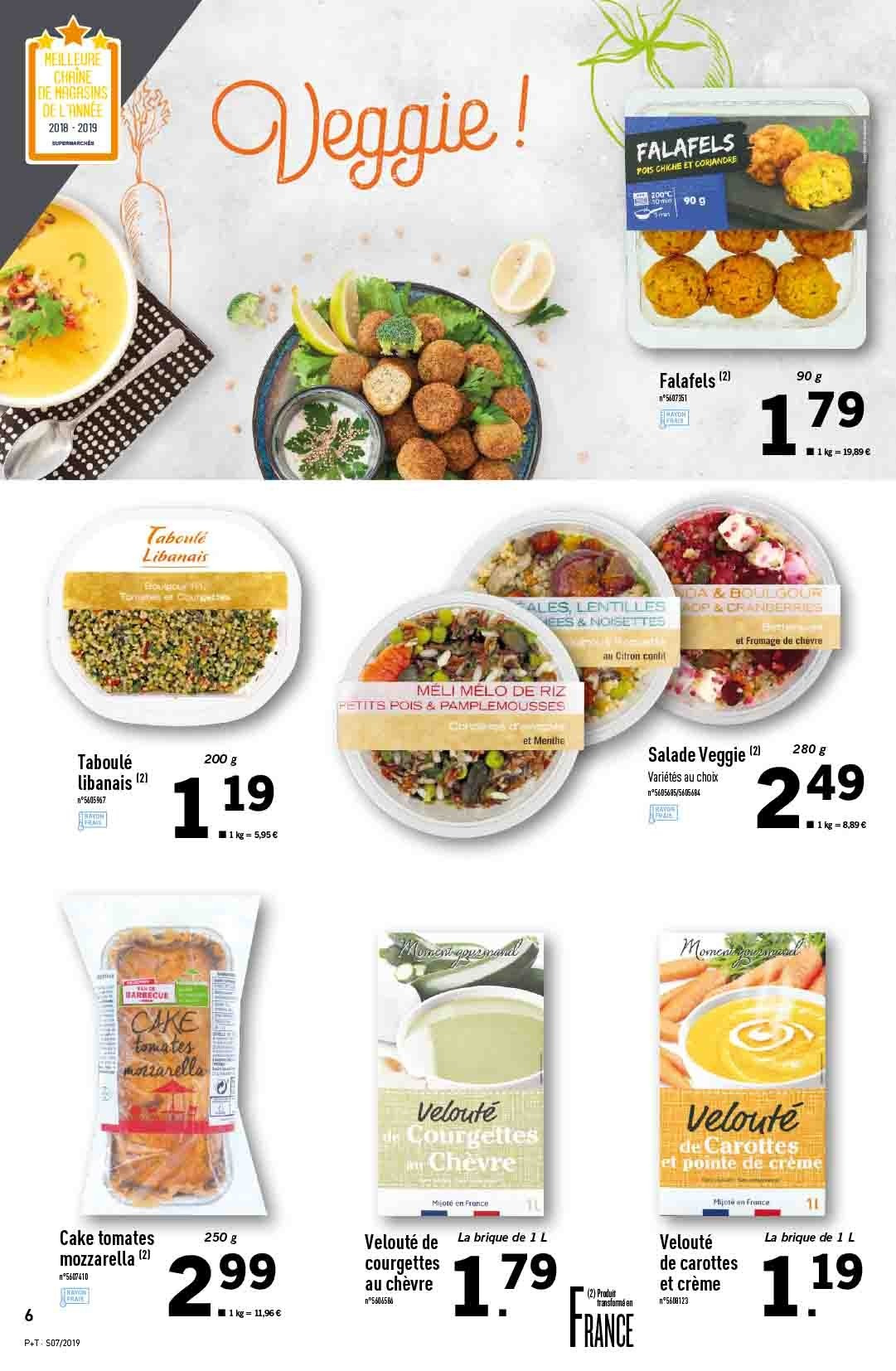Catalogue Lidl - 13.02.2019 - 19.02.2019. Page 6.
