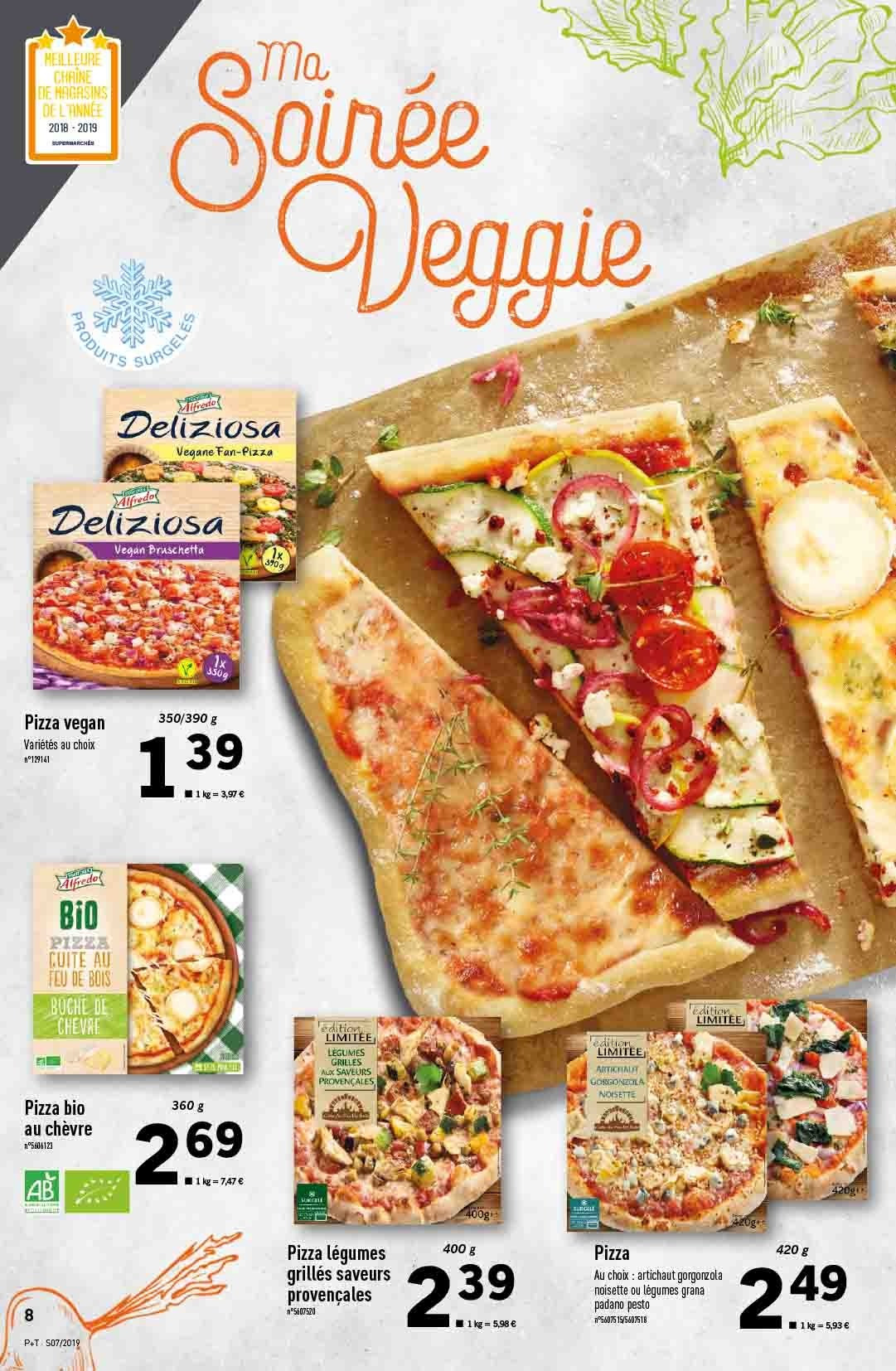 Catalogue Lidl - 13.02.2019 - 19.02.2019. Page 8.