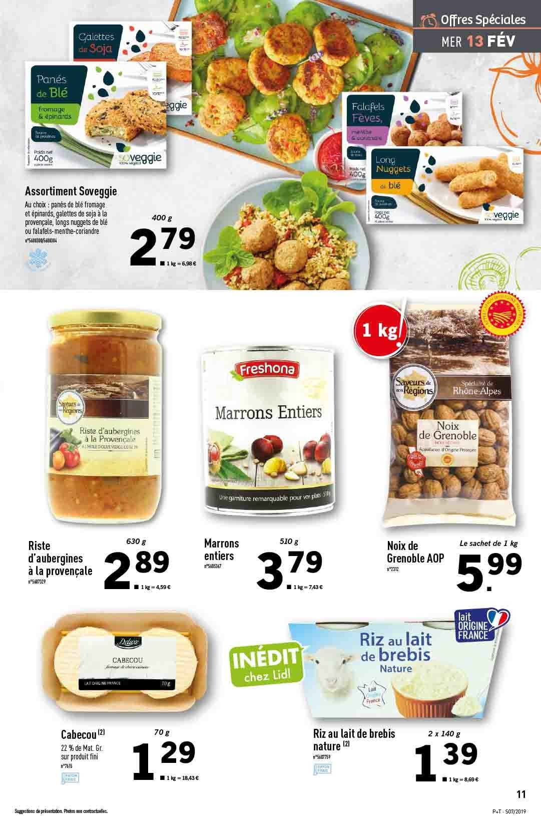 Catalogue Lidl - 13.02.2019 - 19.02.2019. Page 11.