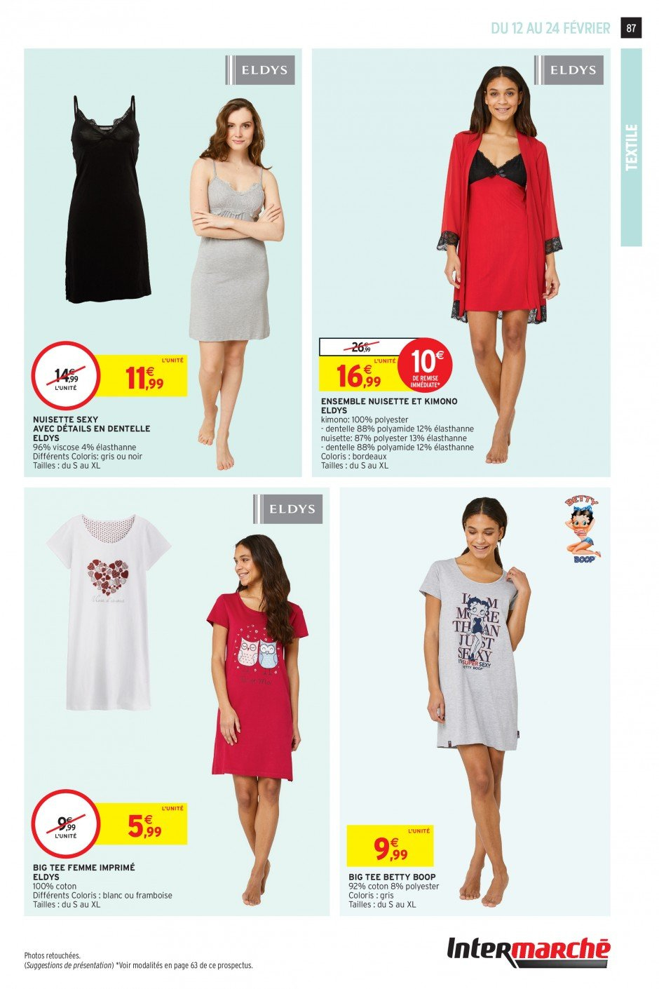 Catalogue Intermarché - 12.02.2019 - 24.02.2019. Page 85.