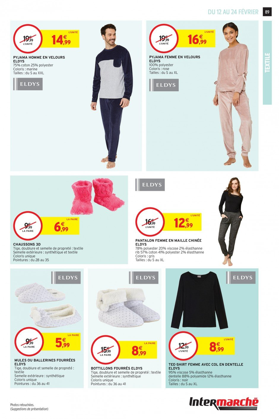 Catalogue Intermarché - 12.02.2019 - 24.02.2019. Page 87.