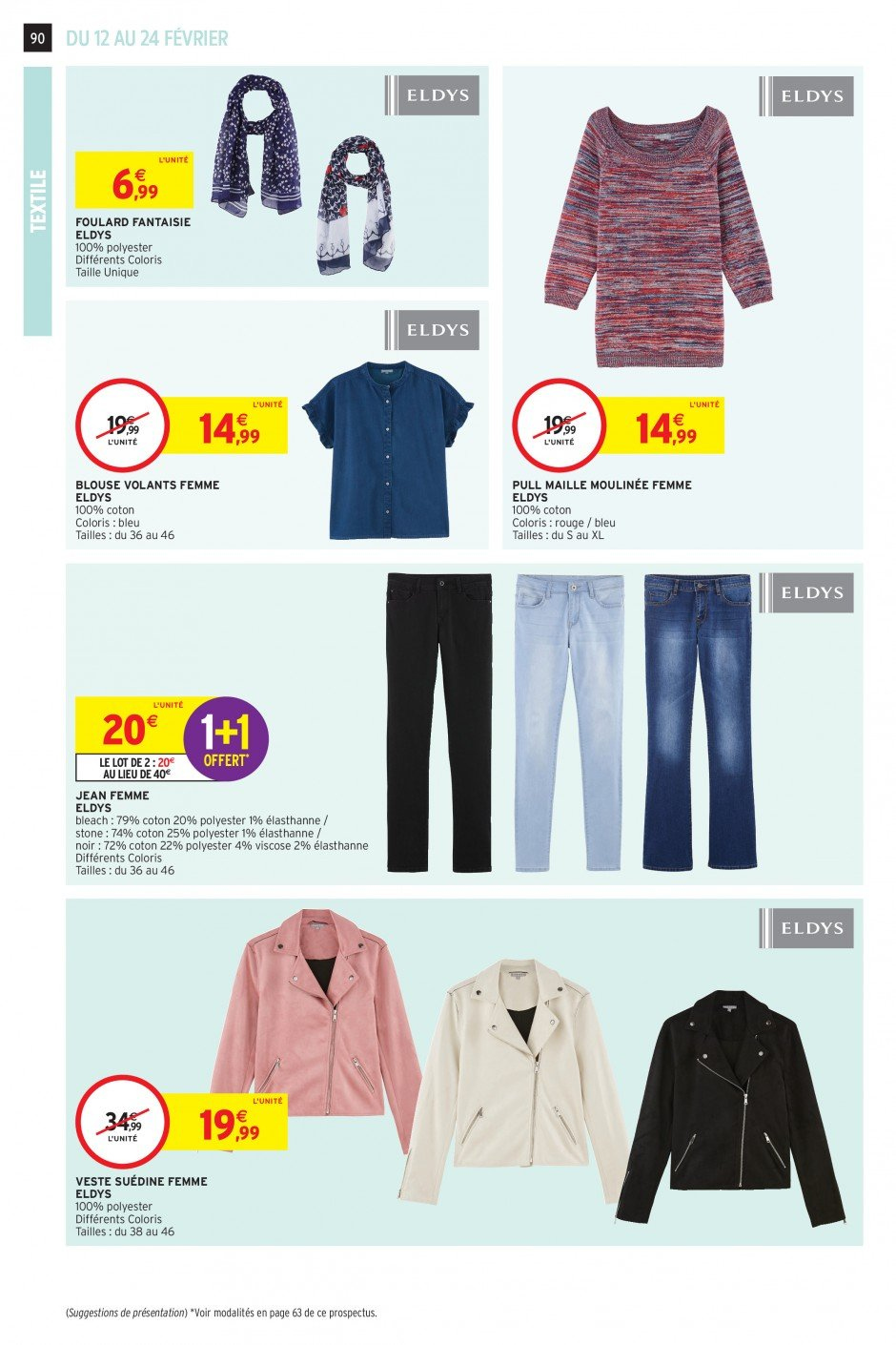 Catalogue Intermarché - 12.02.2019 - 24.02.2019. Page 88.