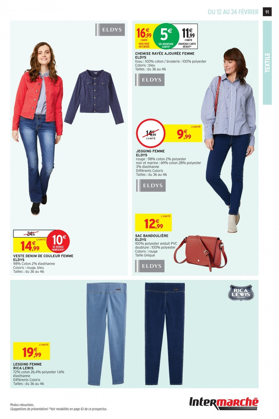 Catalogue Intermarché - 12.02.2019 - 24.02.2019. Page 89.