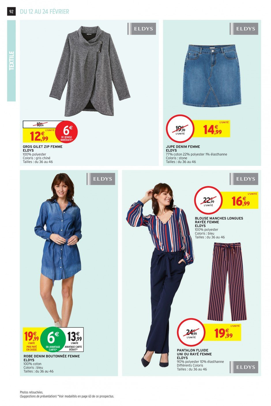 Catalogue Intermarché - 12.02.2019 - 24.02.2019. Page 90.