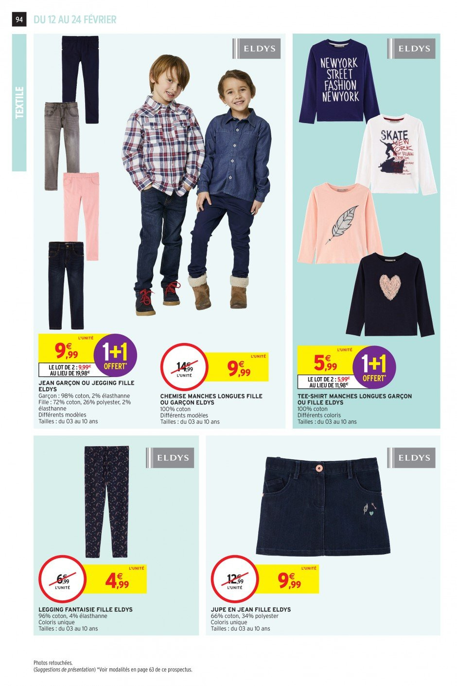 Catalogue Intermarché - 12.02.2019 - 24.02.2019. Page 92.