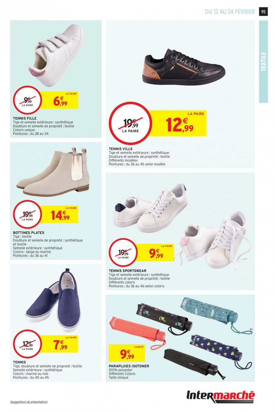 Catalogue Intermarché - 12.02.2019 - 24.02.2019. Page 93.