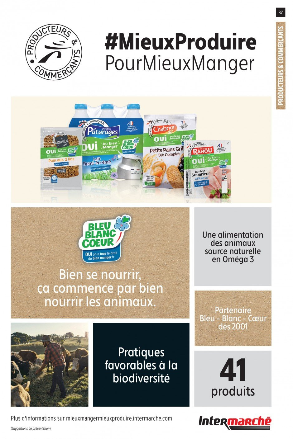 Catalogue Intermarché - 26.02.2019 - 03.03.2019. Page 35.
