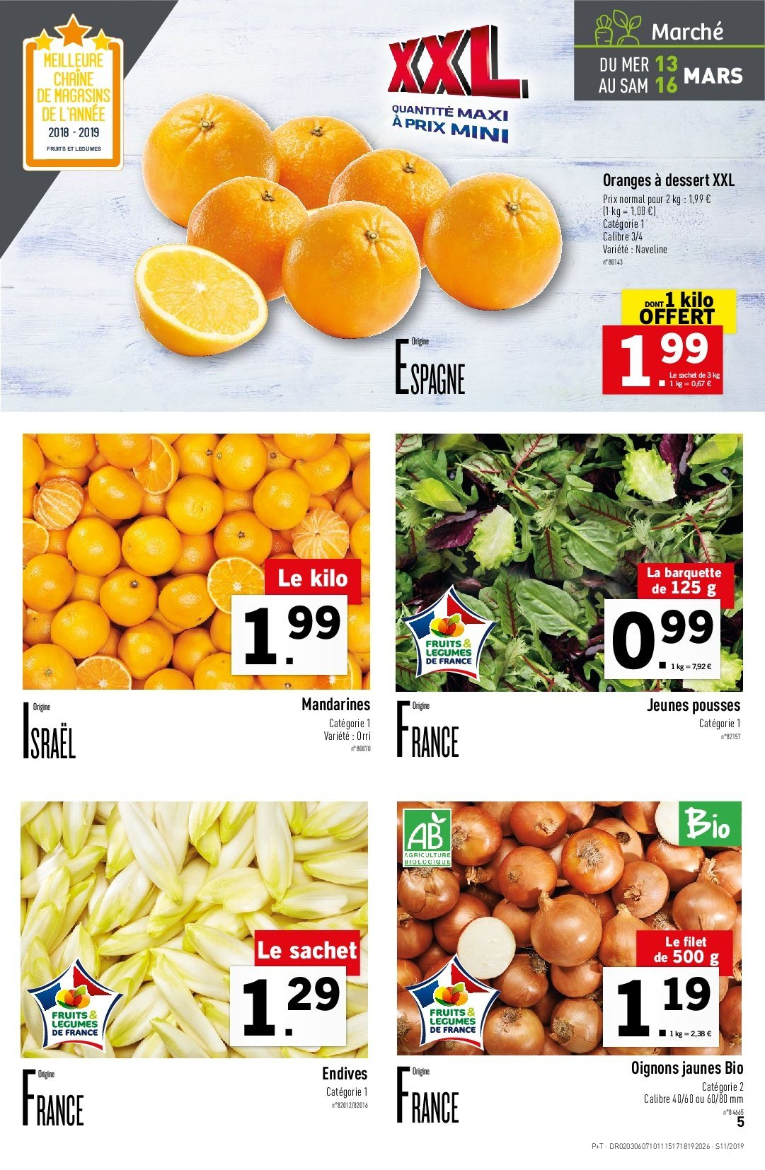 Catalogue Lidl - 13.03.2019 - 19.03.2019. Page 5.