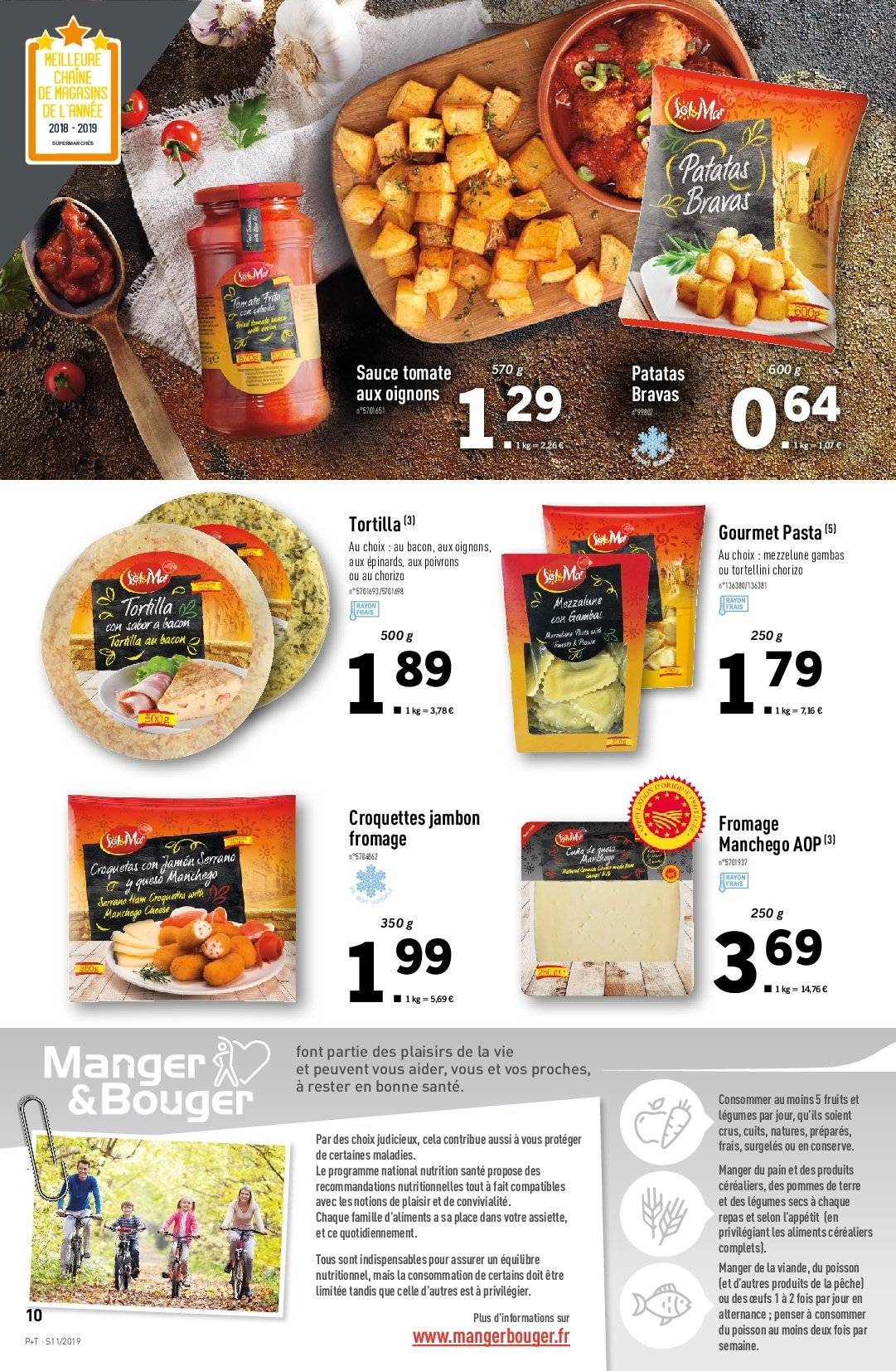 Catalogue Lidl - 13.03.2019 - 19.03.2019. Page 10.