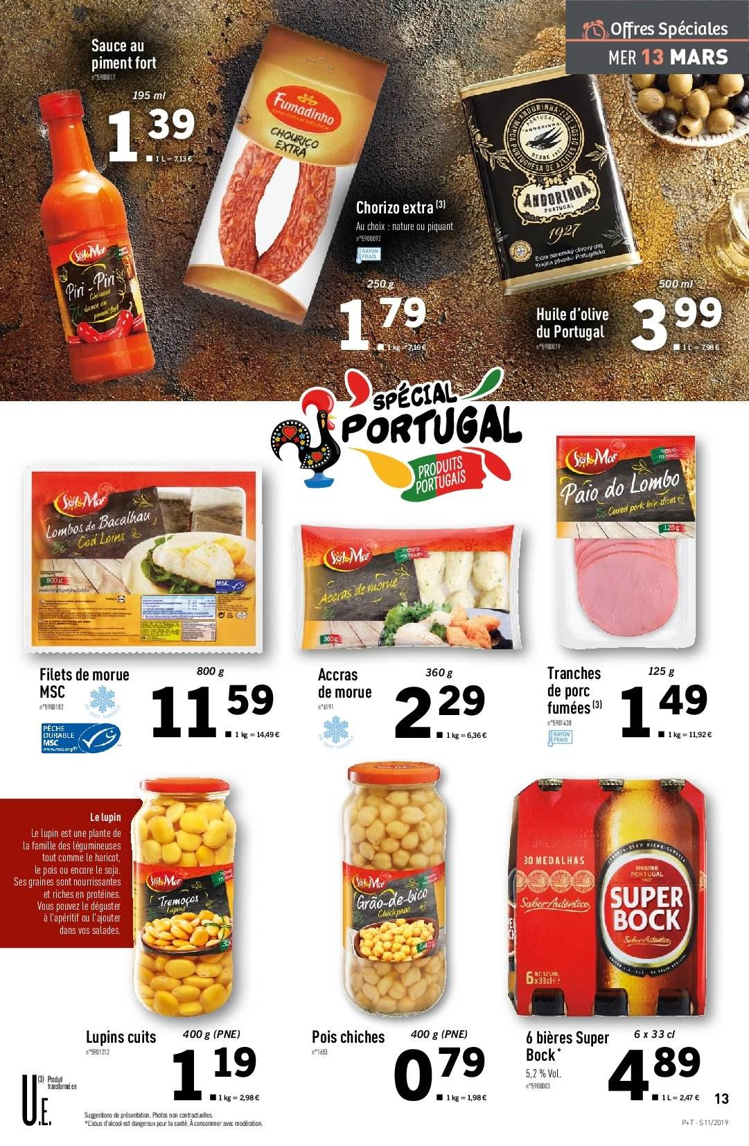 Catalogue Lidl - 13.03.2019 - 19.03.2019. Page 15.