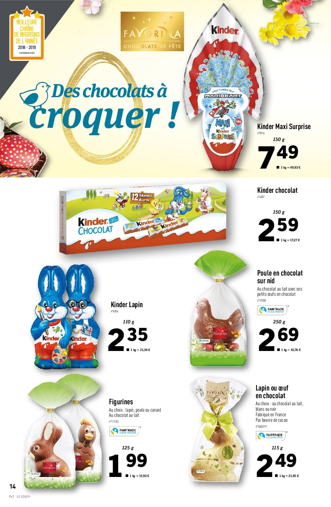 Catalogue Lidl - 13.03.2019 - 19.03.2019. Page 16.