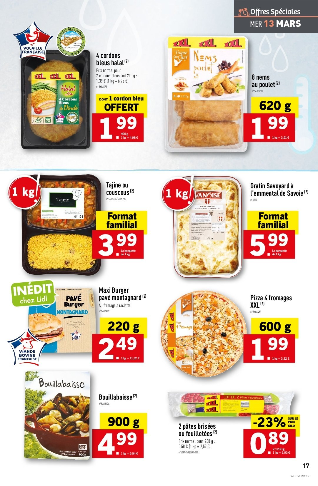 Catalogue Lidl - 13.03.2019 - 19.03.2019. Page 19.