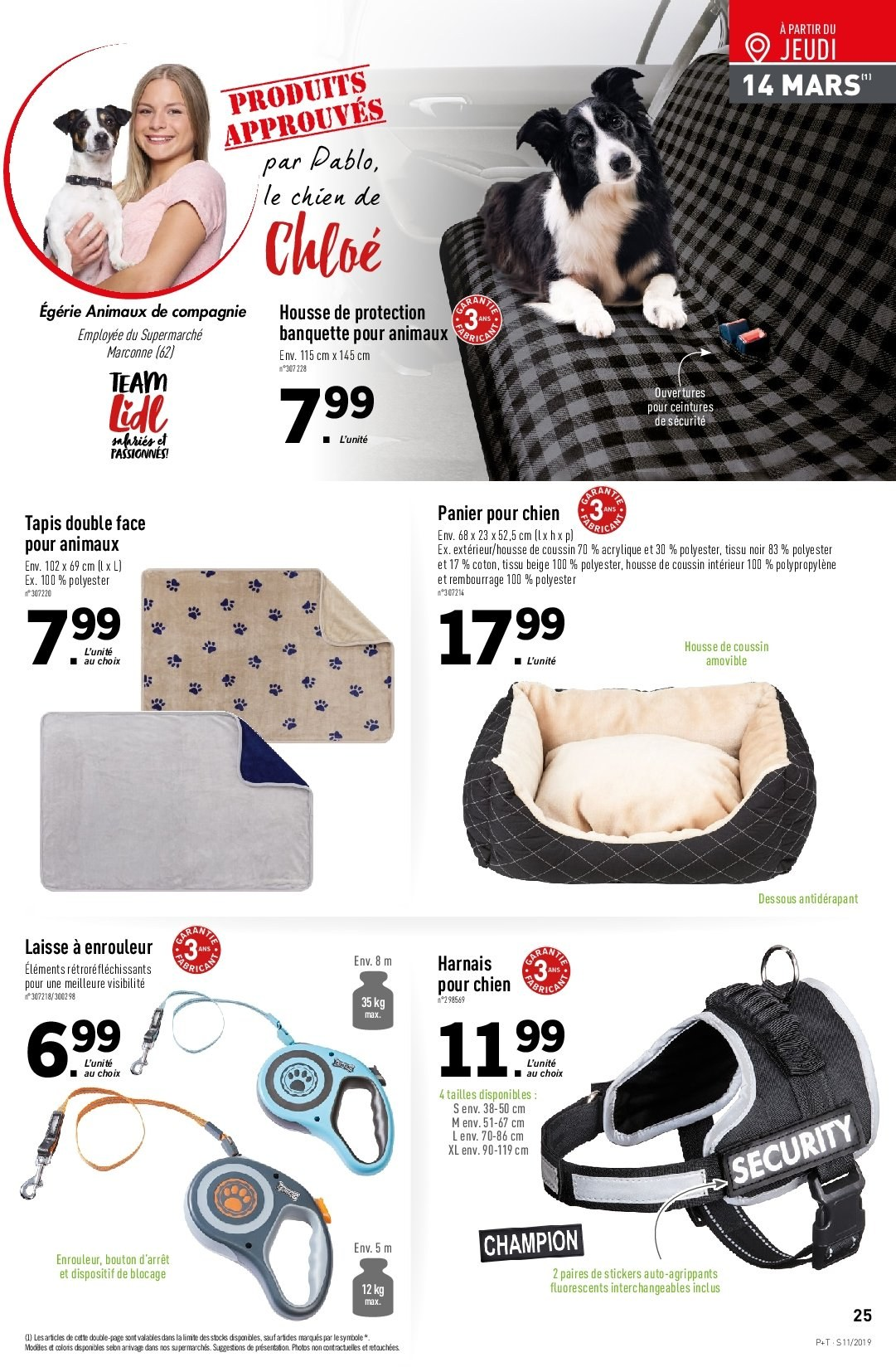 Catalogue Lidl - 13.03.2019 - 19.03.2019. Page 27.