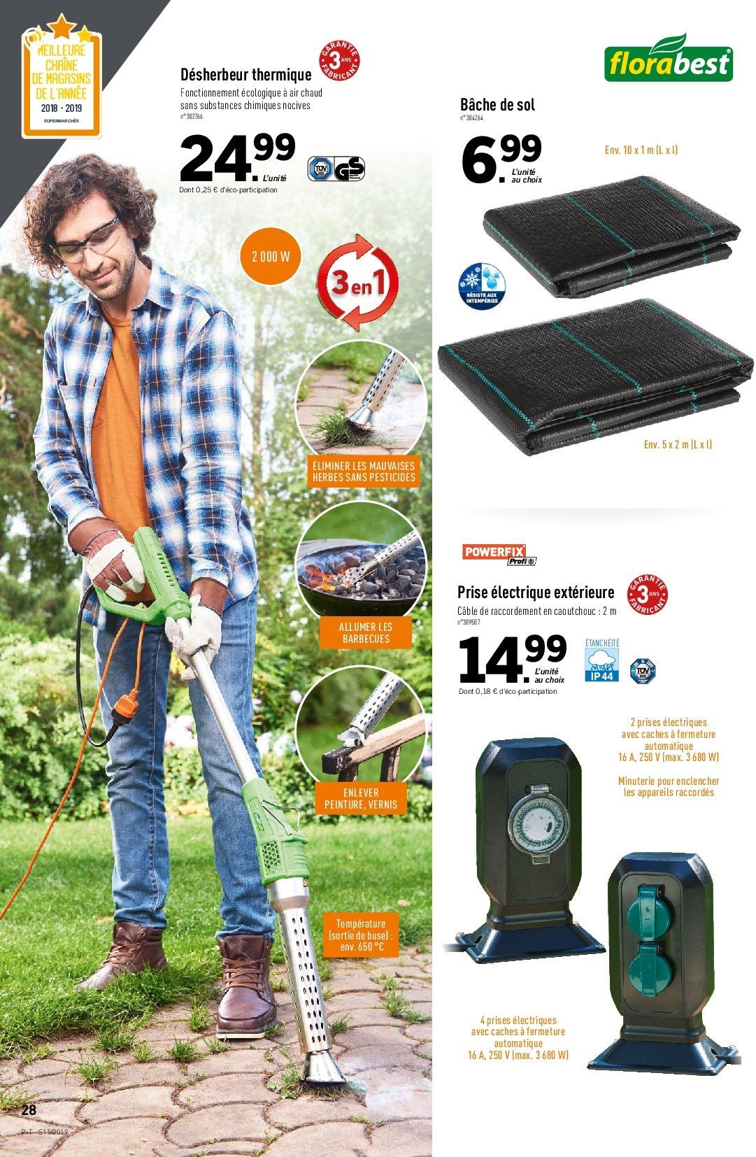 Catalogue Lidl - 13.03.2019 - 19.03.2019. Page 30.