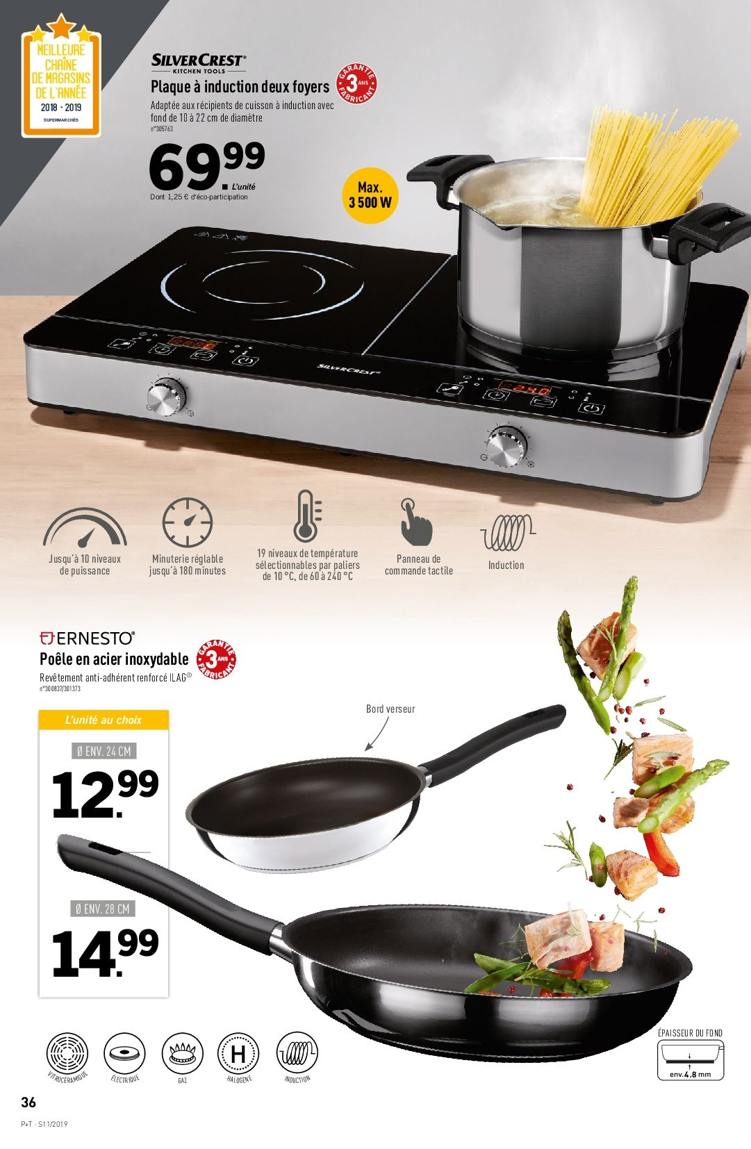 Catalogue Lidl - 13.03.2019 - 19.03.2019. Page 38.