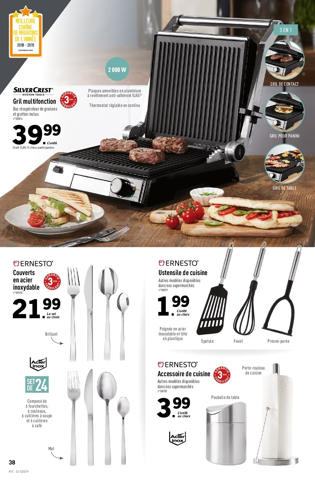 Catalogue Lidl - 13.03.2019 - 19.03.2019. Page 40.